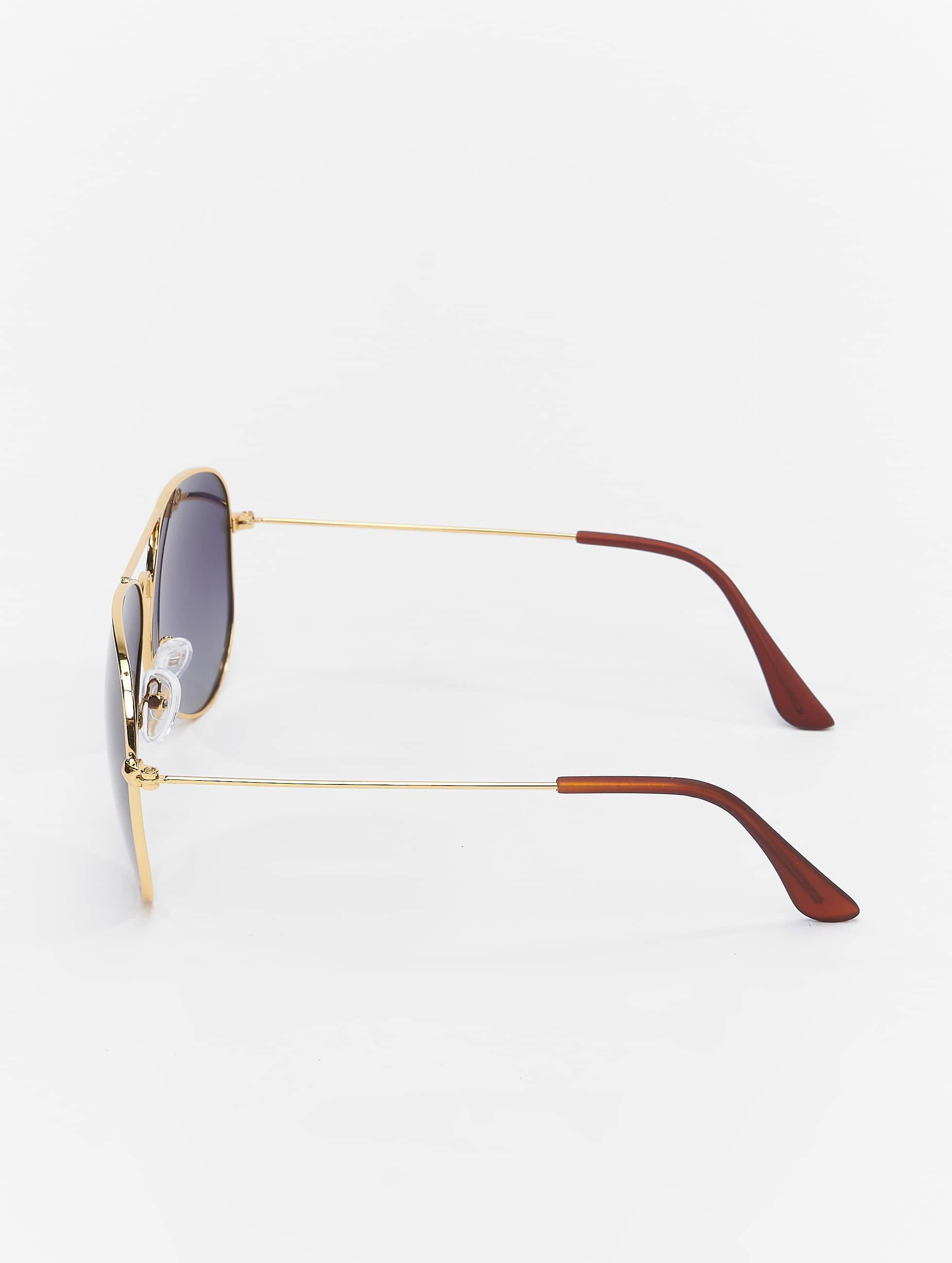 MSTRDS Okuliare Pure AV Polarized Mirror zlatá