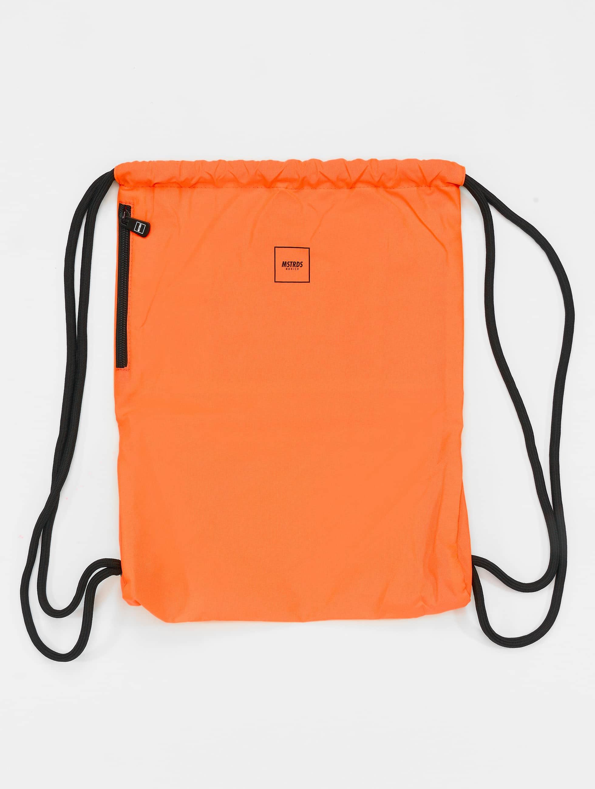 MSTRDS Shopper Basic oranje