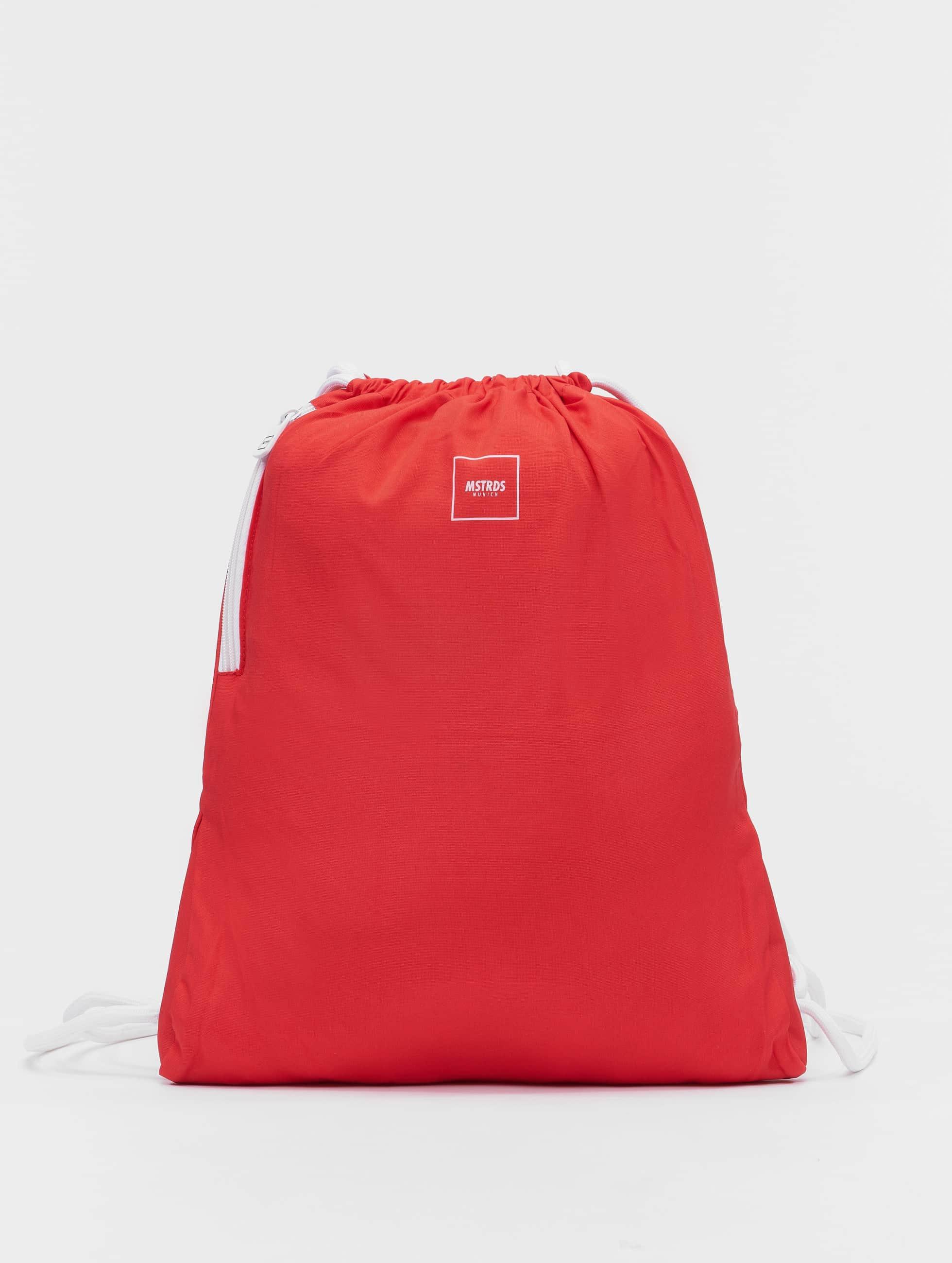 MSTRDS Shopper Basic rood
