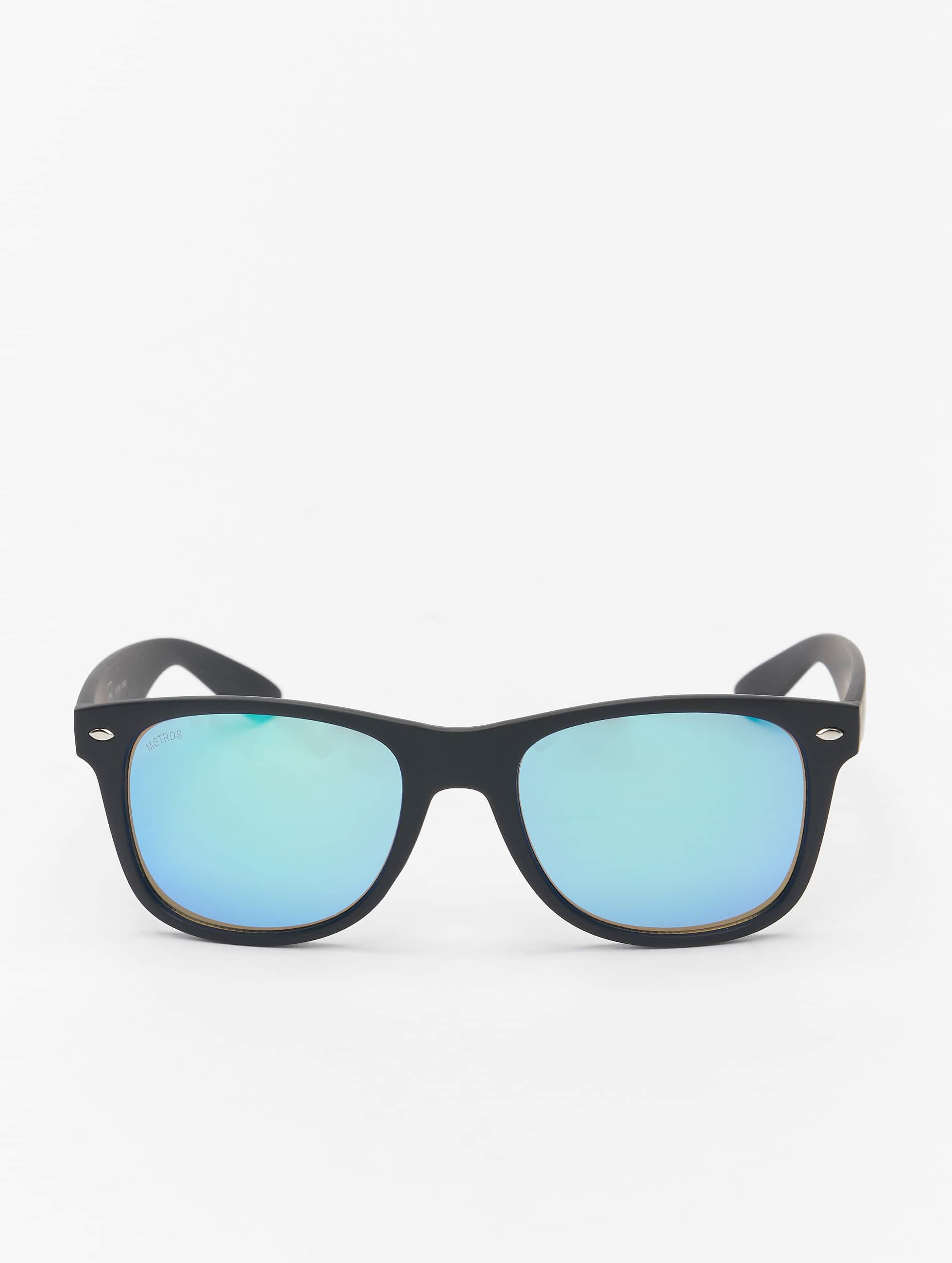 MSTRDS Solglasögon Jesica Polarized Mirror svart