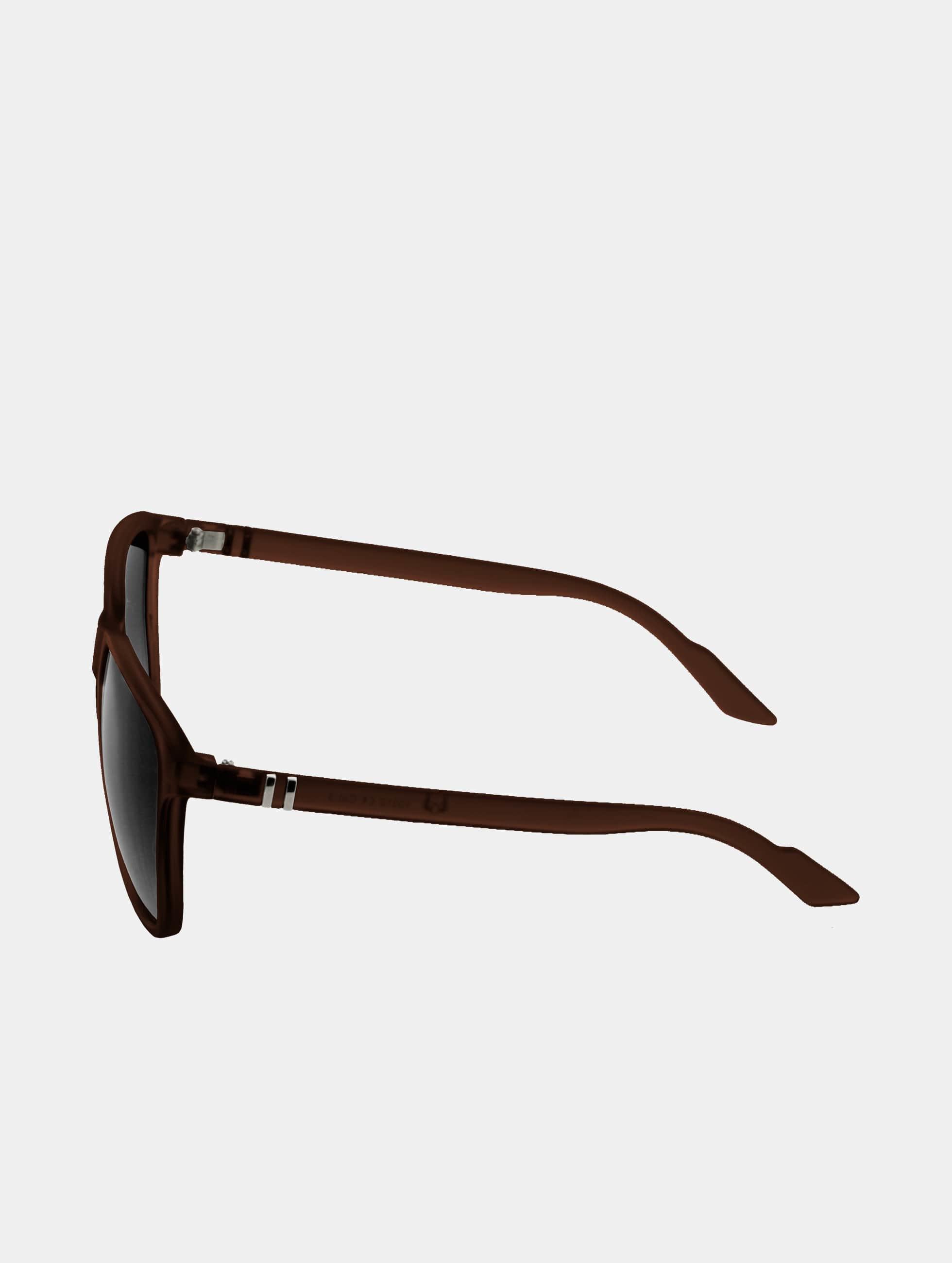 MSTRDS Sonnenbrille Chirwa braun