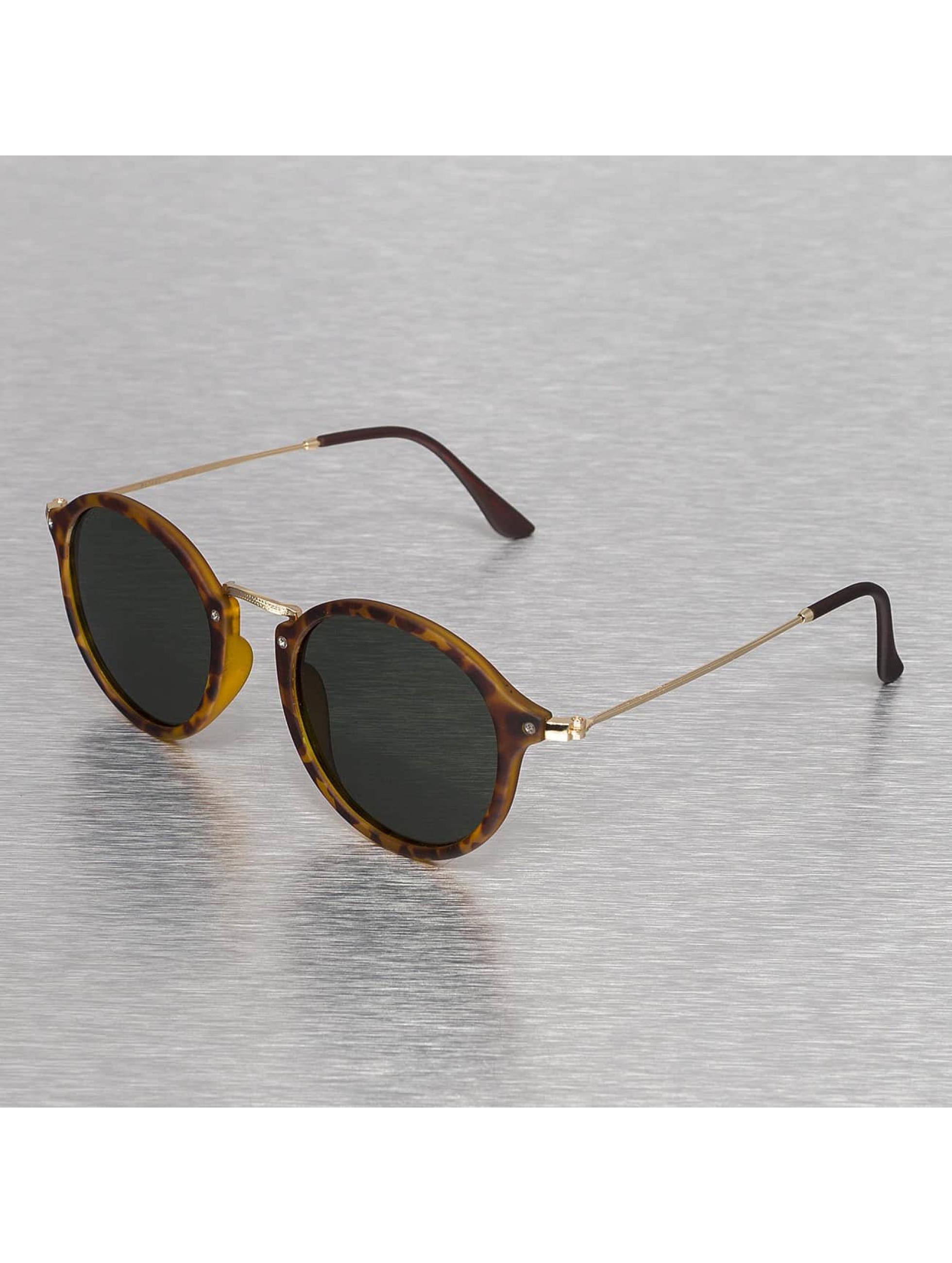 Accessoire / Sonnenbrille Spy Polarized Mirror in braun