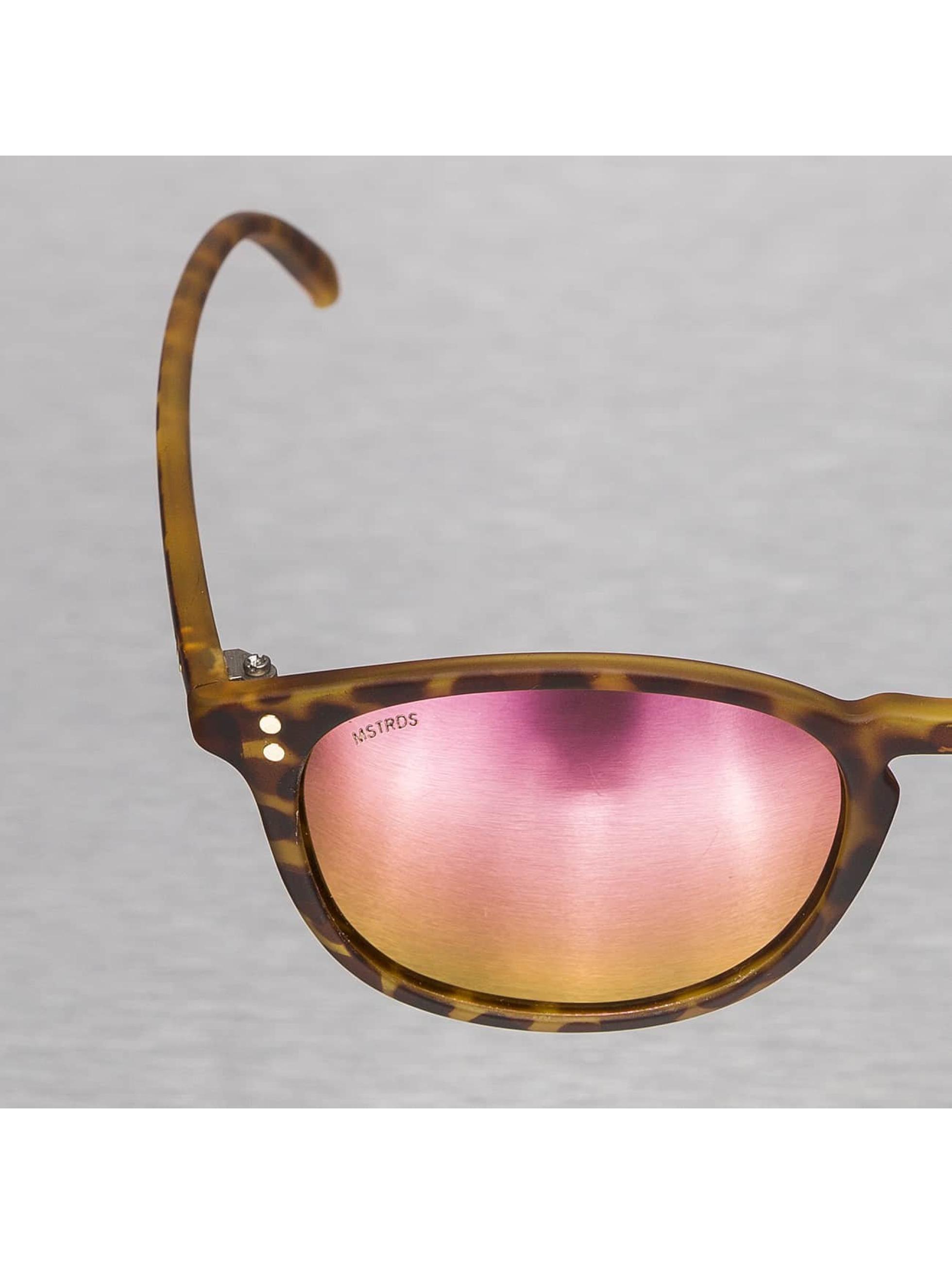 MSTRDS Sonnenbrille Arthur Polarized Mirror braun