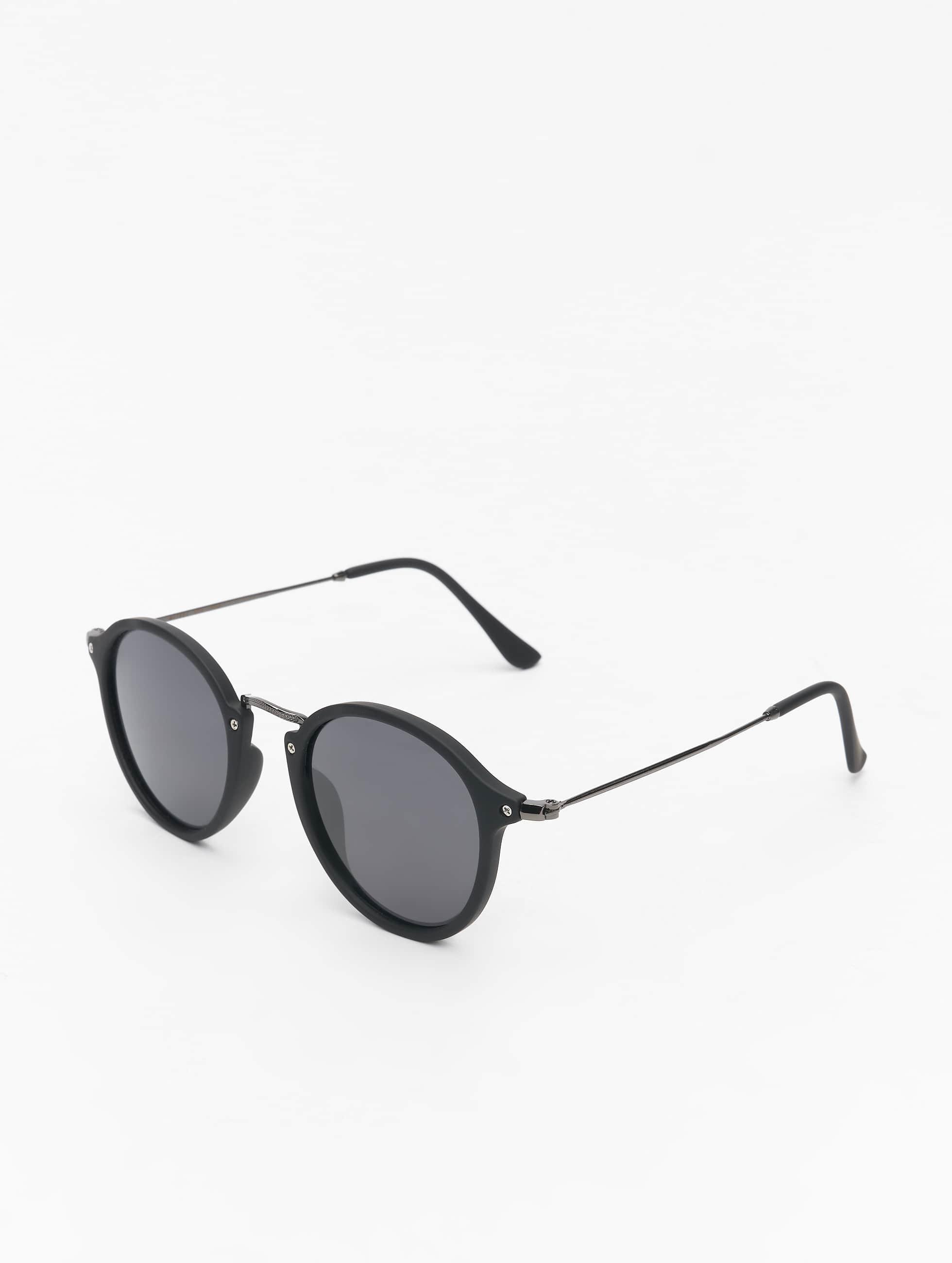 Sonnenbrille Spy Polarized Mirror in schwarz