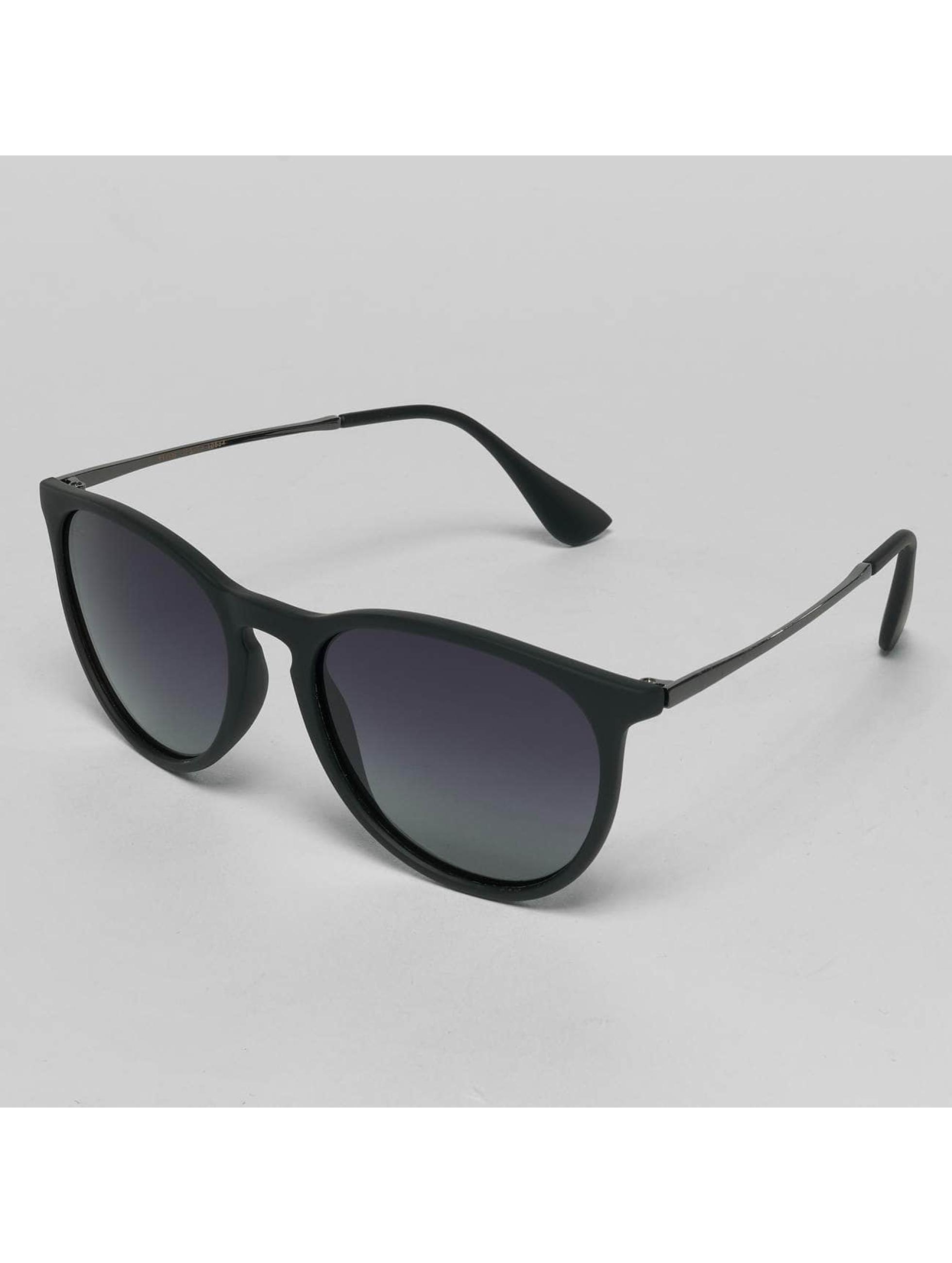 Sonnenbrille Jesica Polarized Mirror in schwarz
