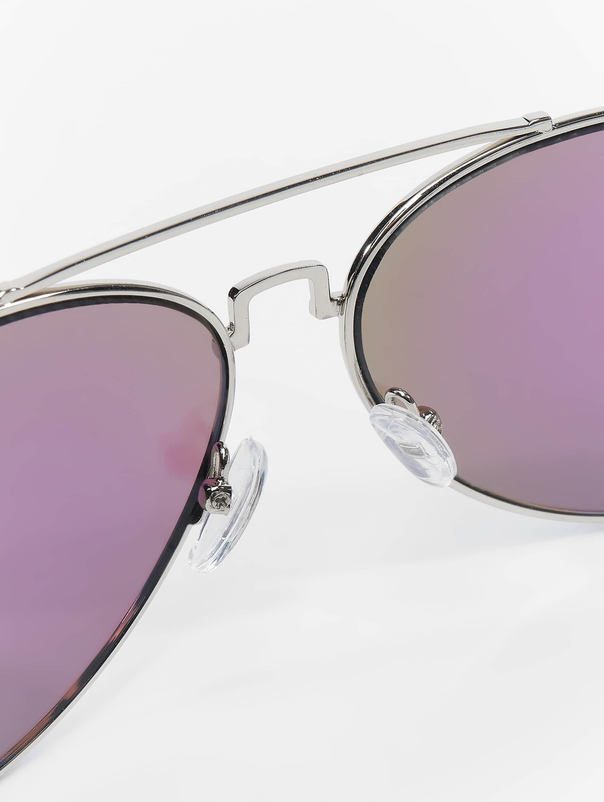 MSTRDS Sonnenbrille Shades Mumbo Mirror silberfarben