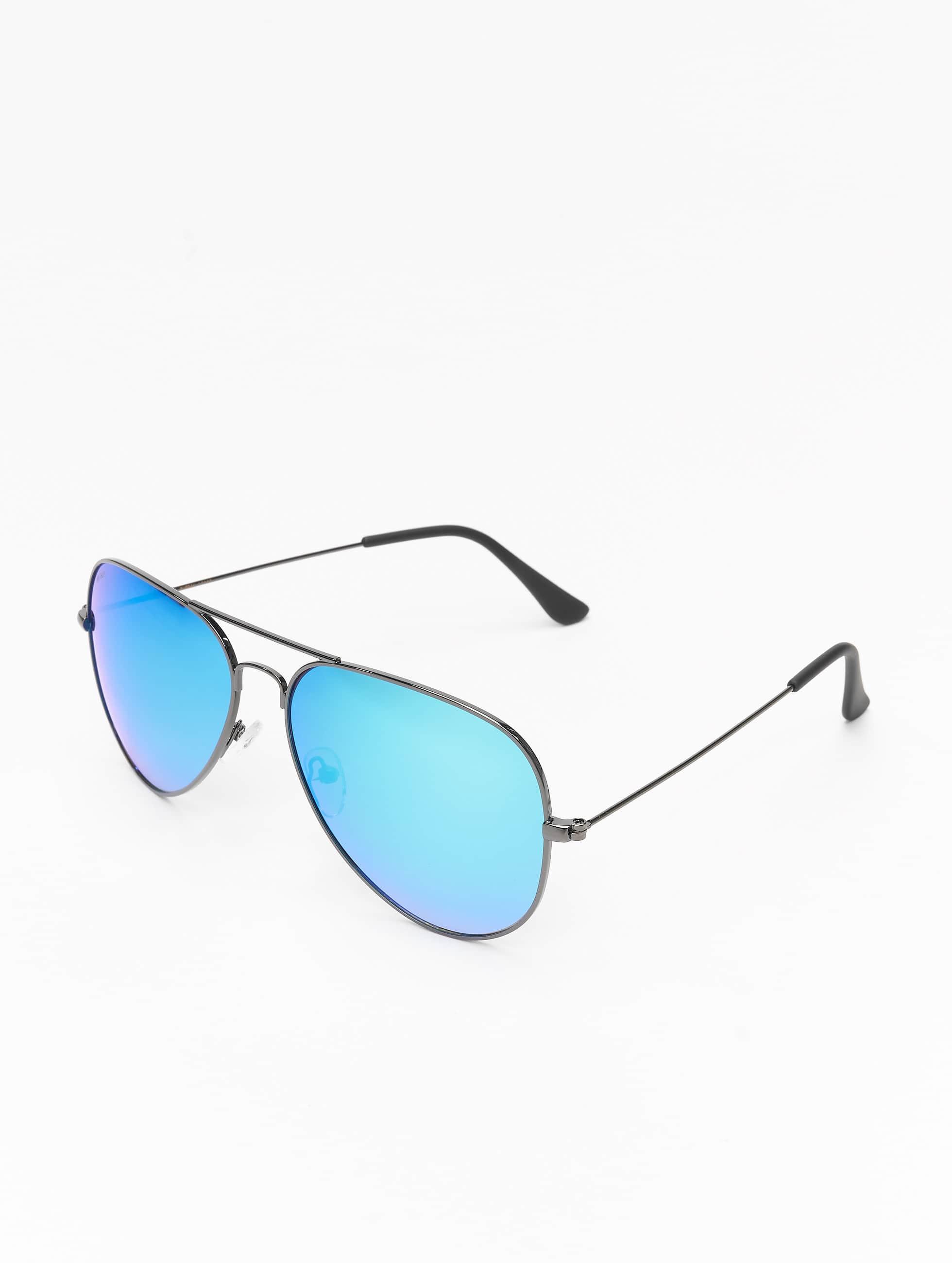 MSTRDS Sonnenbrille Pure AV Polarized Mirror silberfarben
