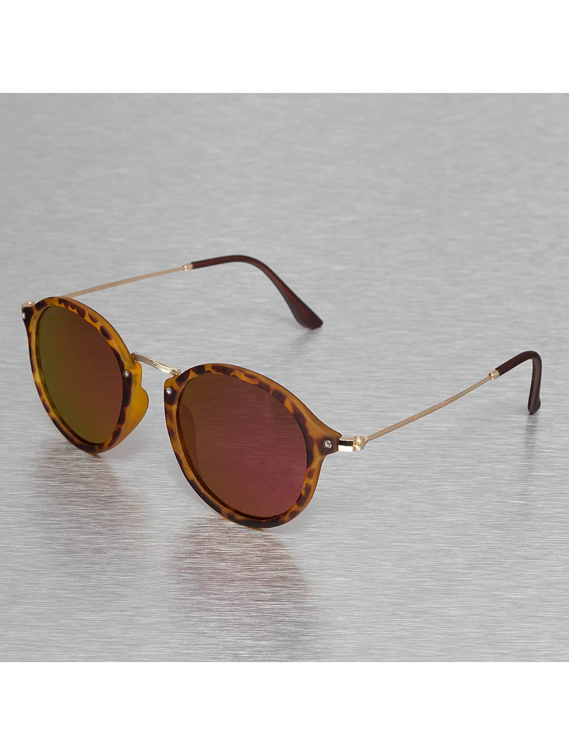 MSTRDS Sunglasses Spy Polarized Mirror brown