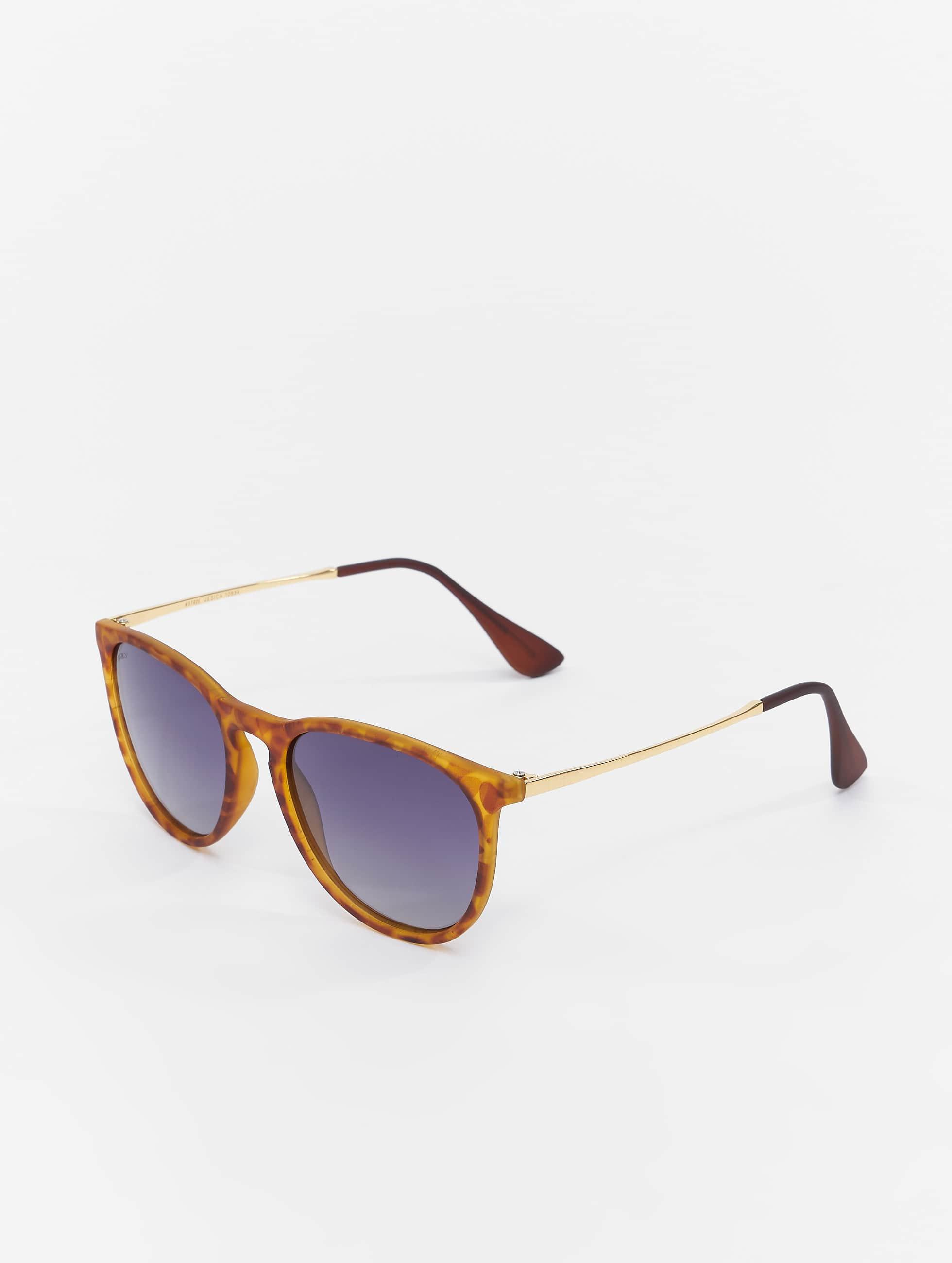 MSTRDS Sunglasses Jesica Polarized Mirror brown