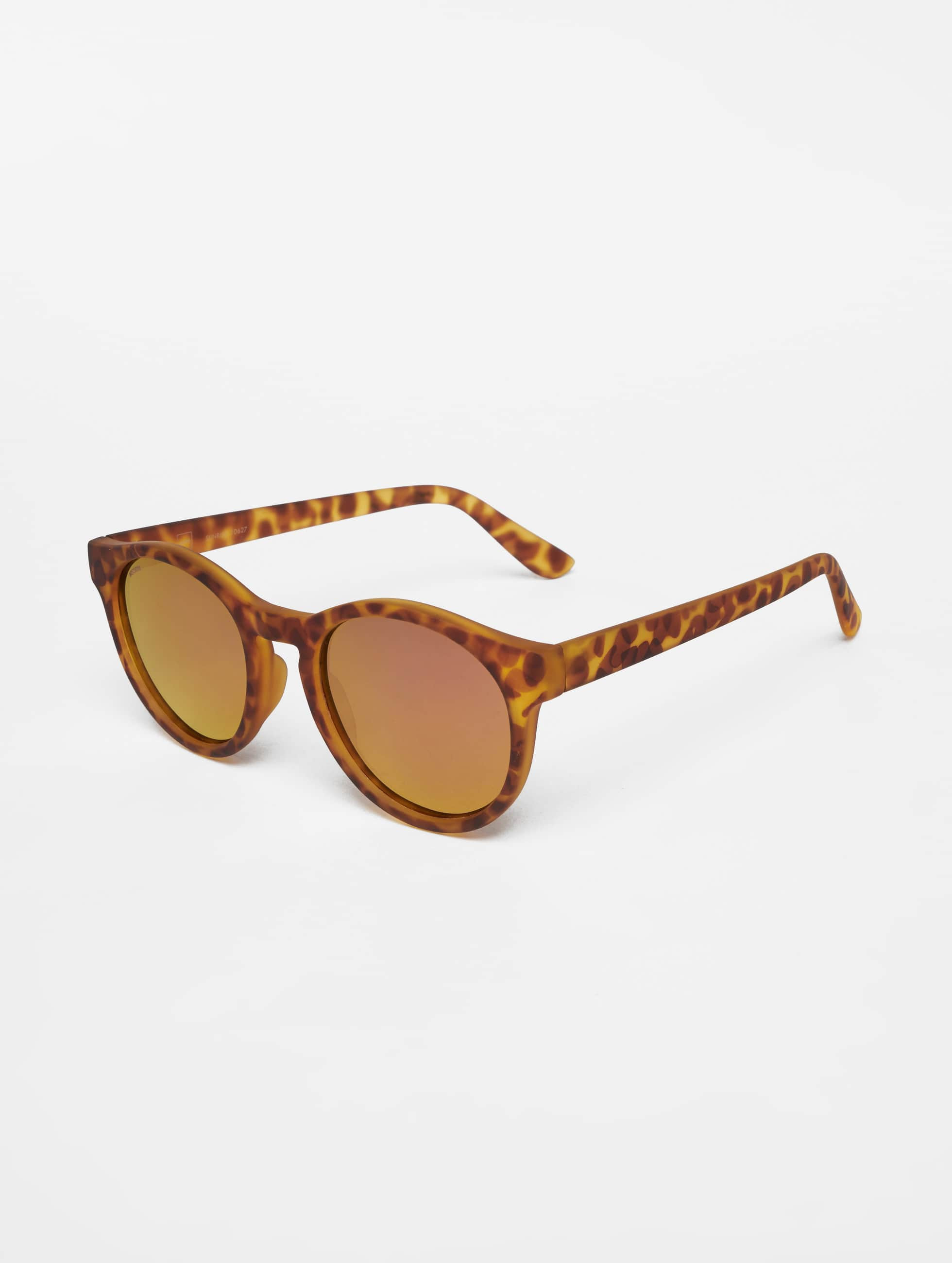 MSTRDS Sunglasses Sunrise Polarized brown