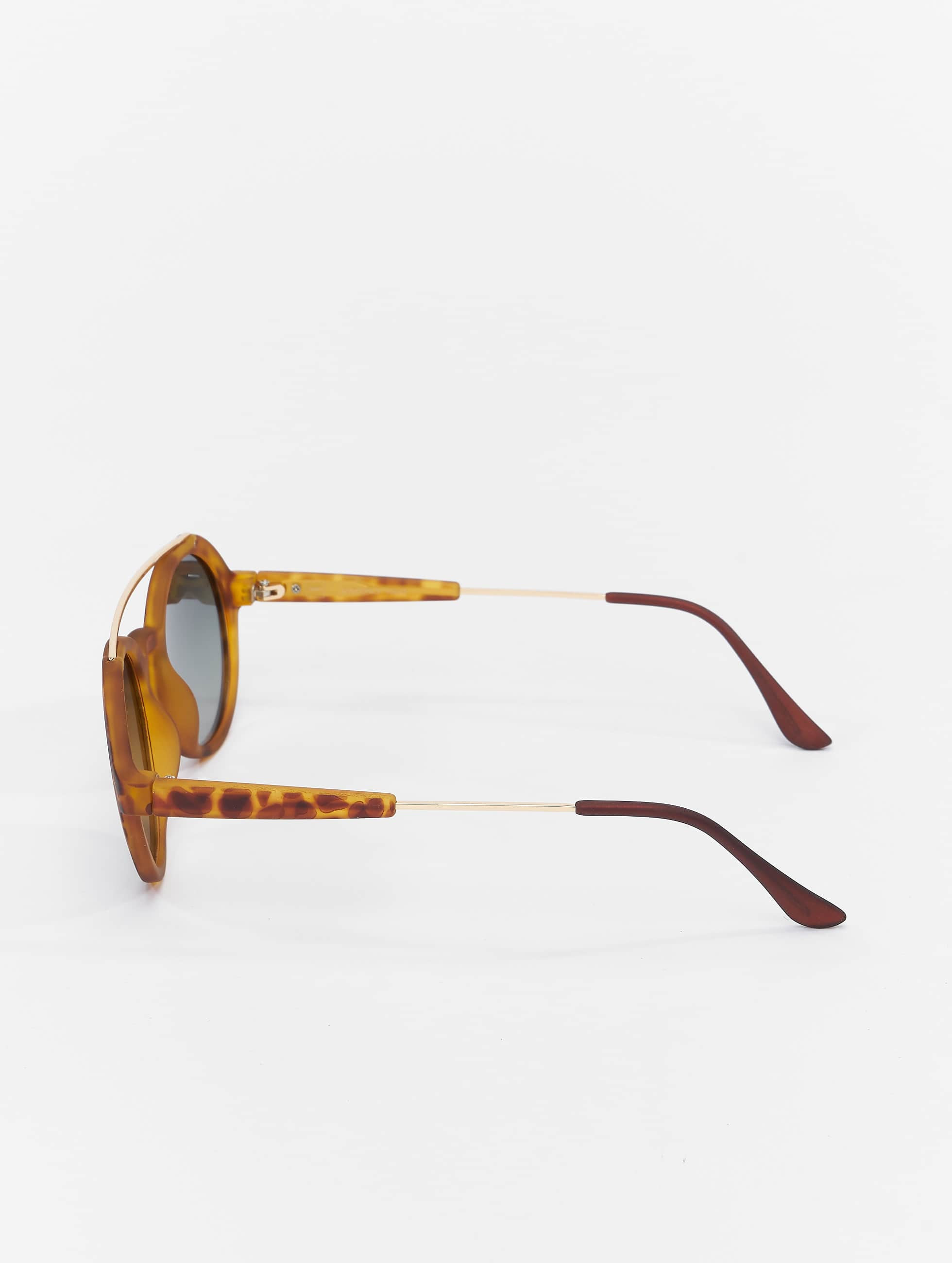MSTRDS Sunglasses Retro Space Polarized Mirror brown