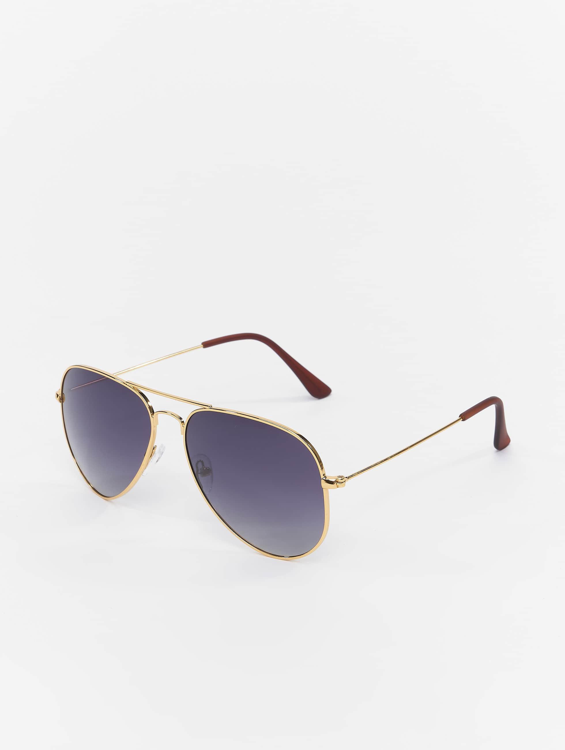 MSTRDS Sunglasses Pure AV Polarized Mirror gold
