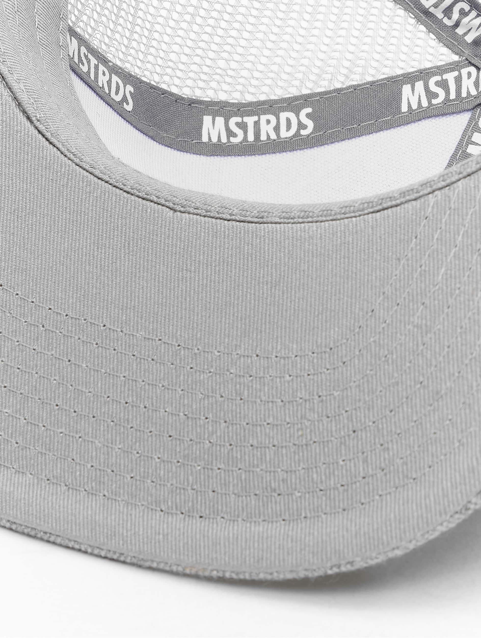 MSTRDS trucker cap Money Clip grijs