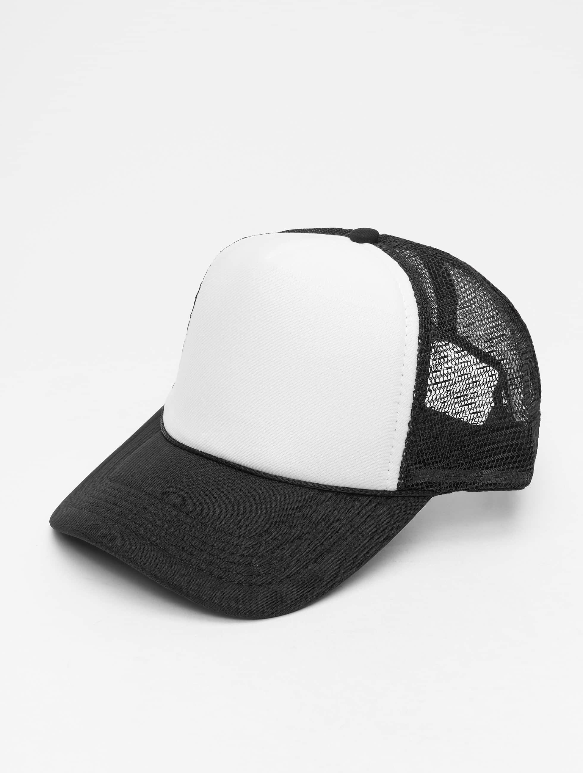 MSTRDS trucker cap High Profile Baseball Trucker zwart