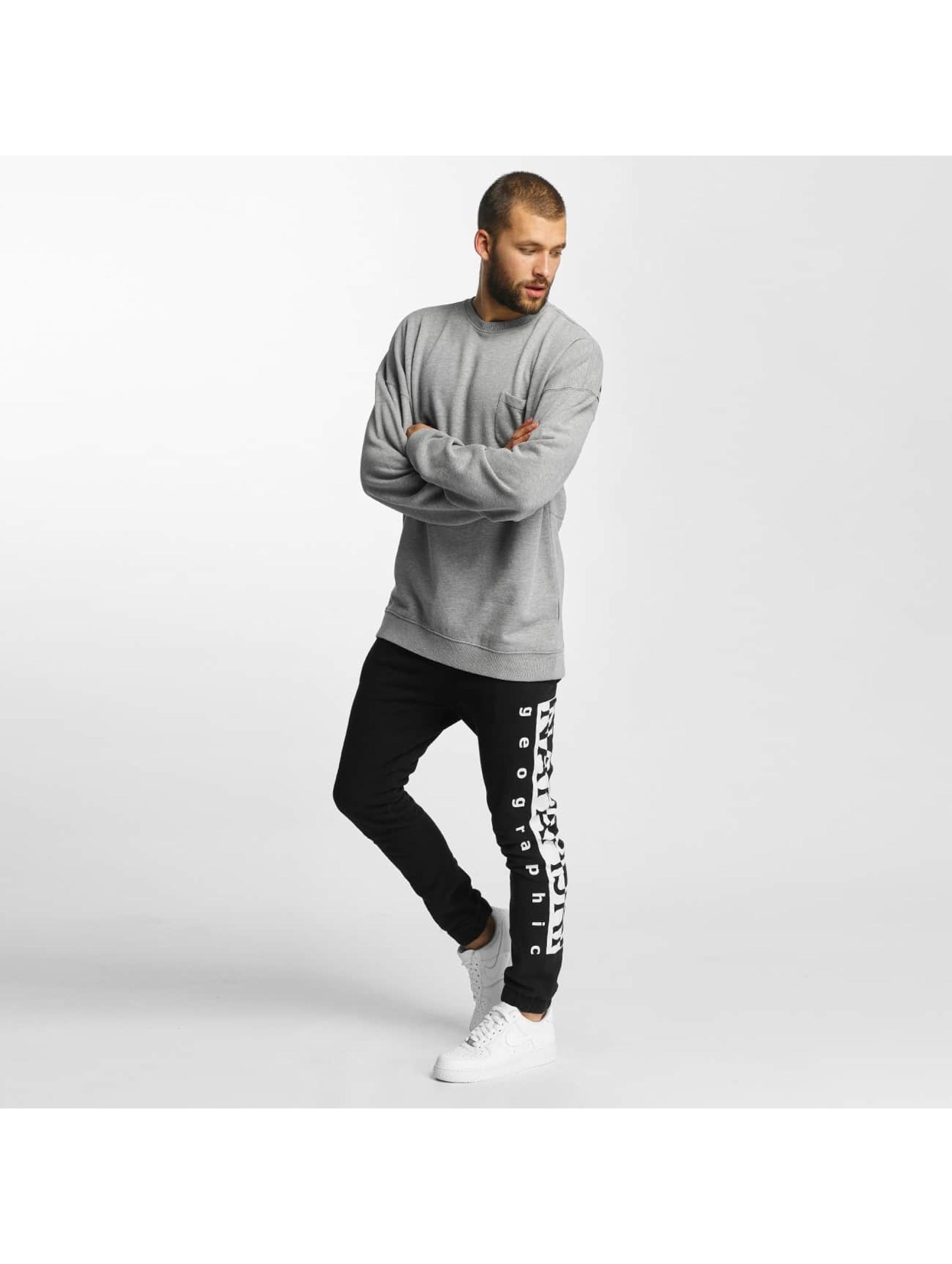 Napapijri Spodnie do joggingu Maget czarny