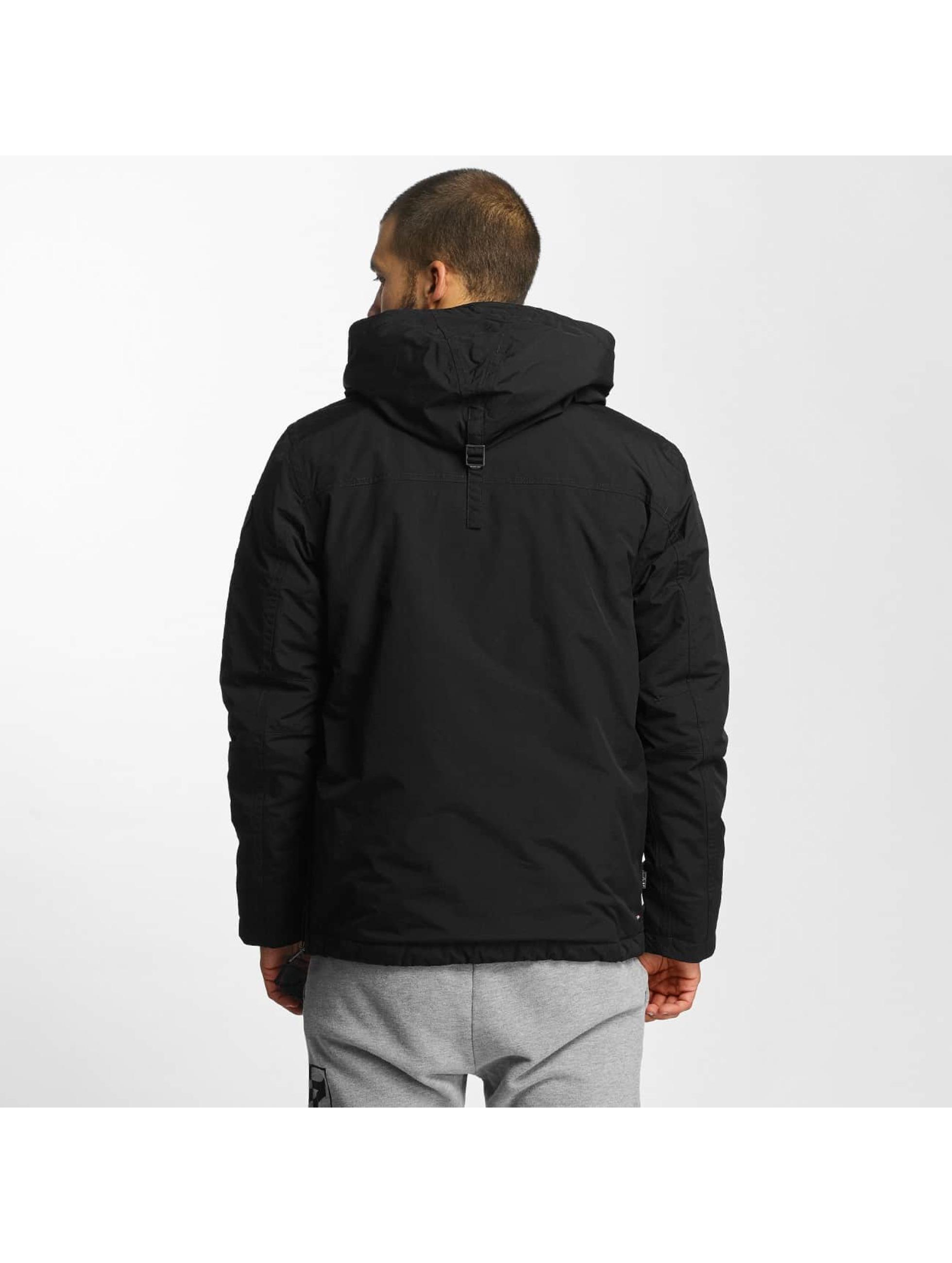 Napapijri Winter Jacket Rainforest black