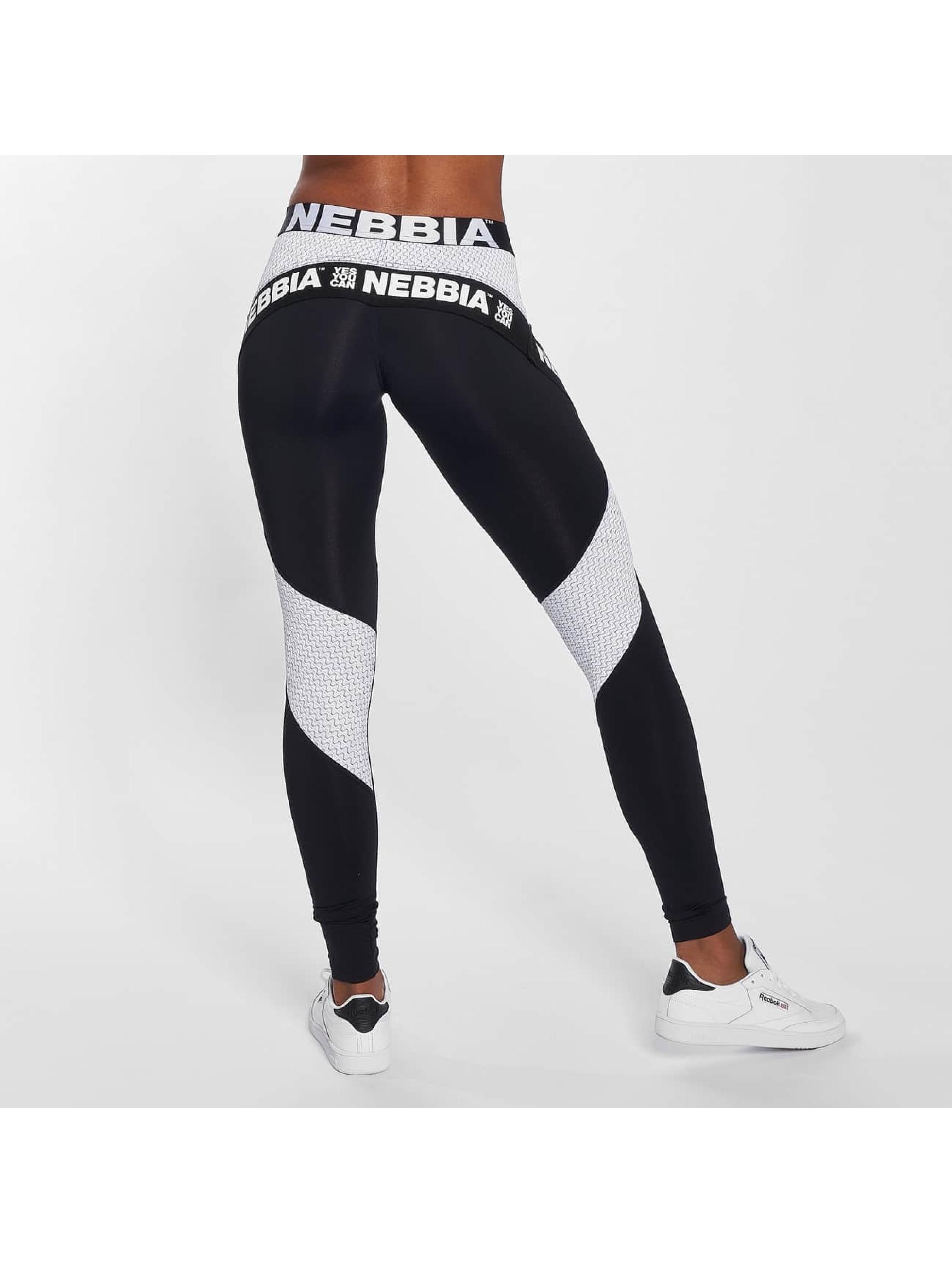 Nebbia Legging/Tregging Combi negro