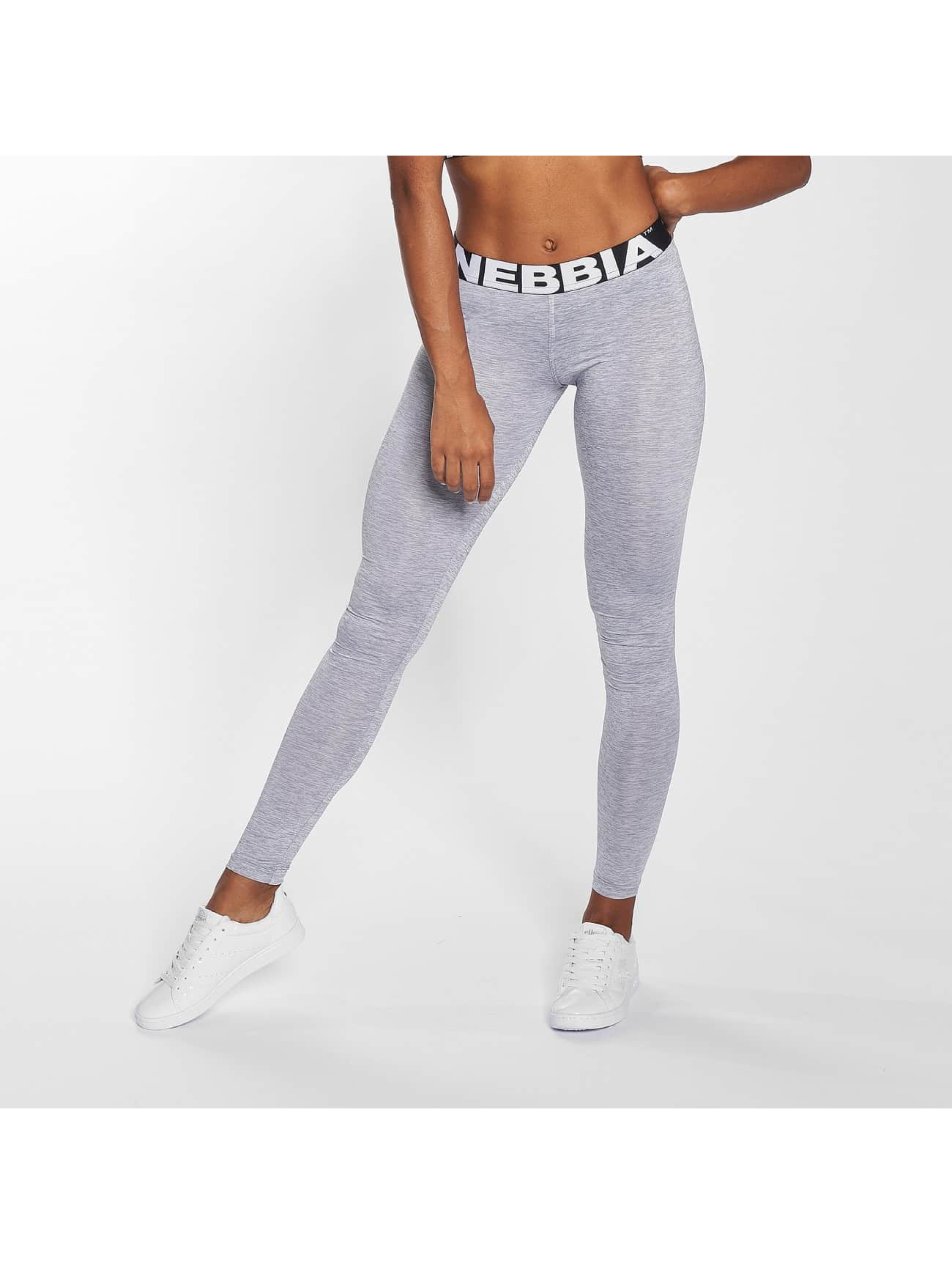 Nebbia Leggings/Treggings Basic szary