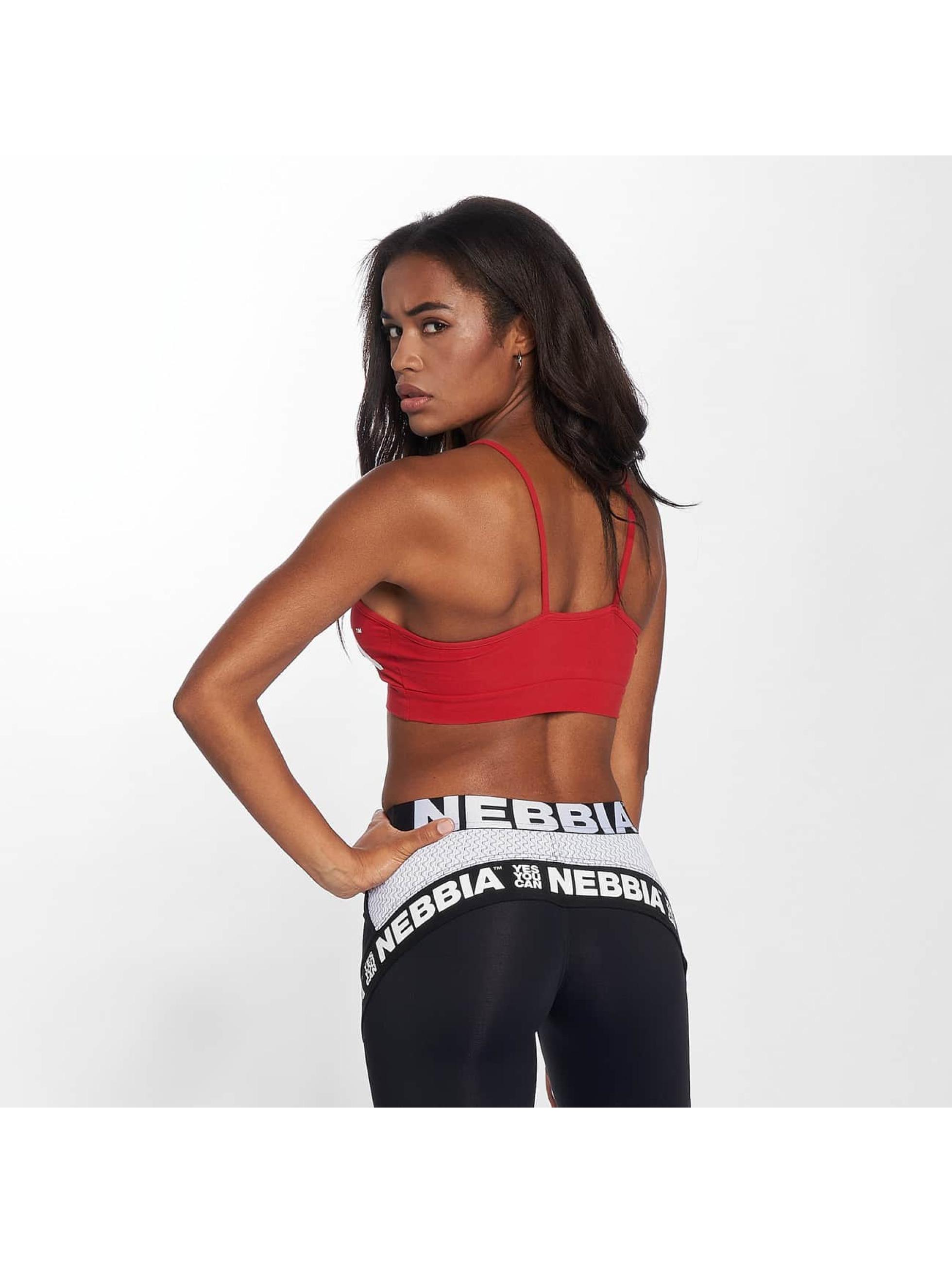 Nebbia Sport BH Logo rød
