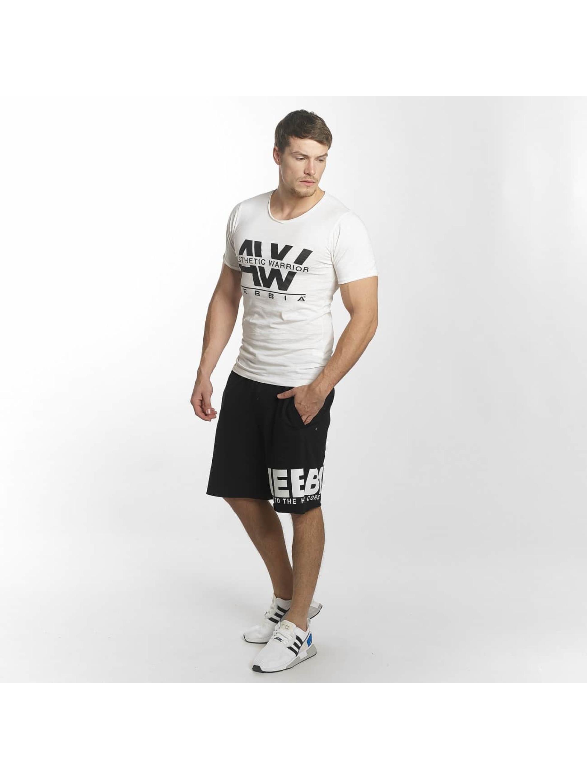 Nebbia T-shirt Stanka bianco