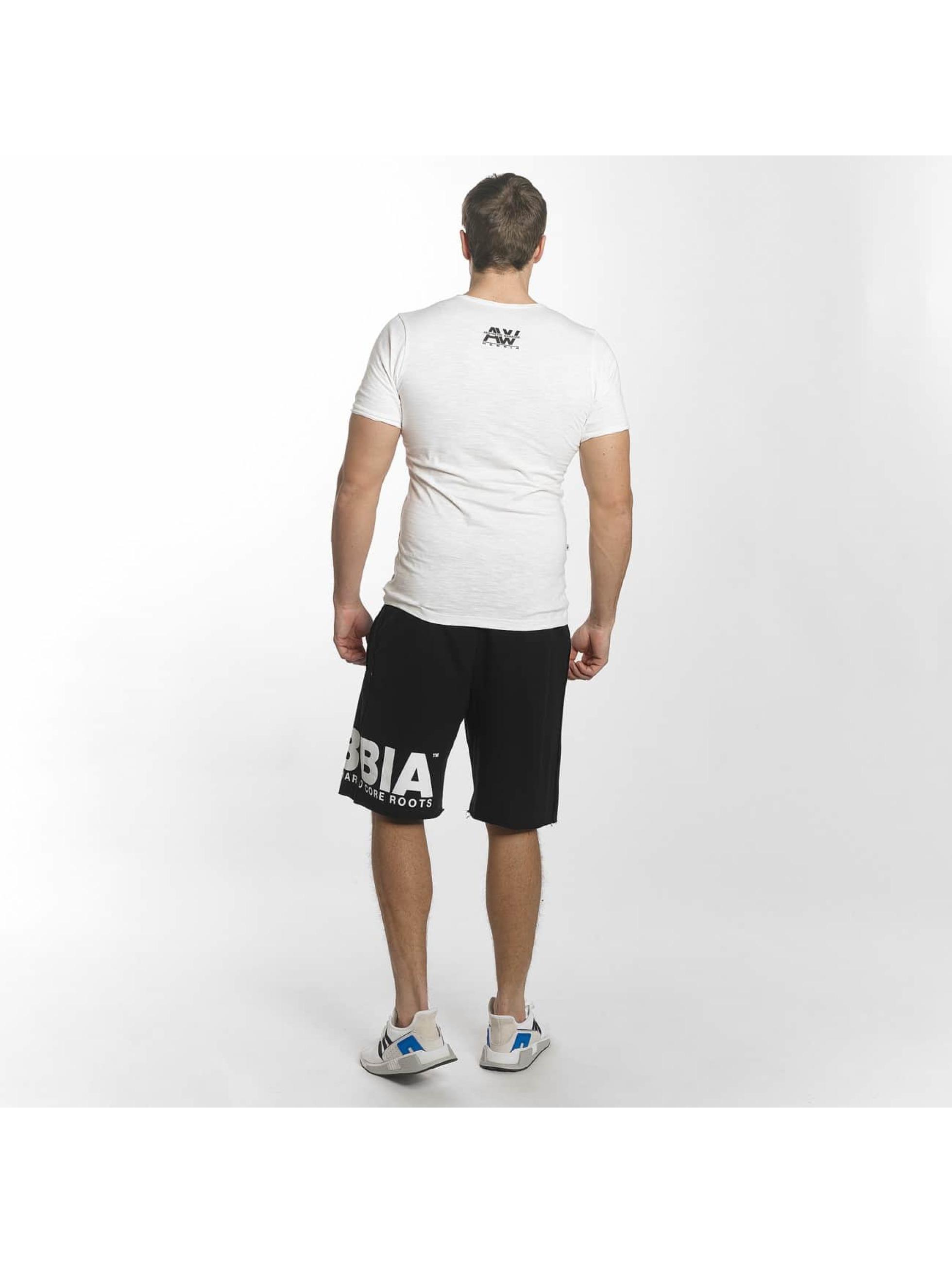 Nebbia t-shirt Stanka wit