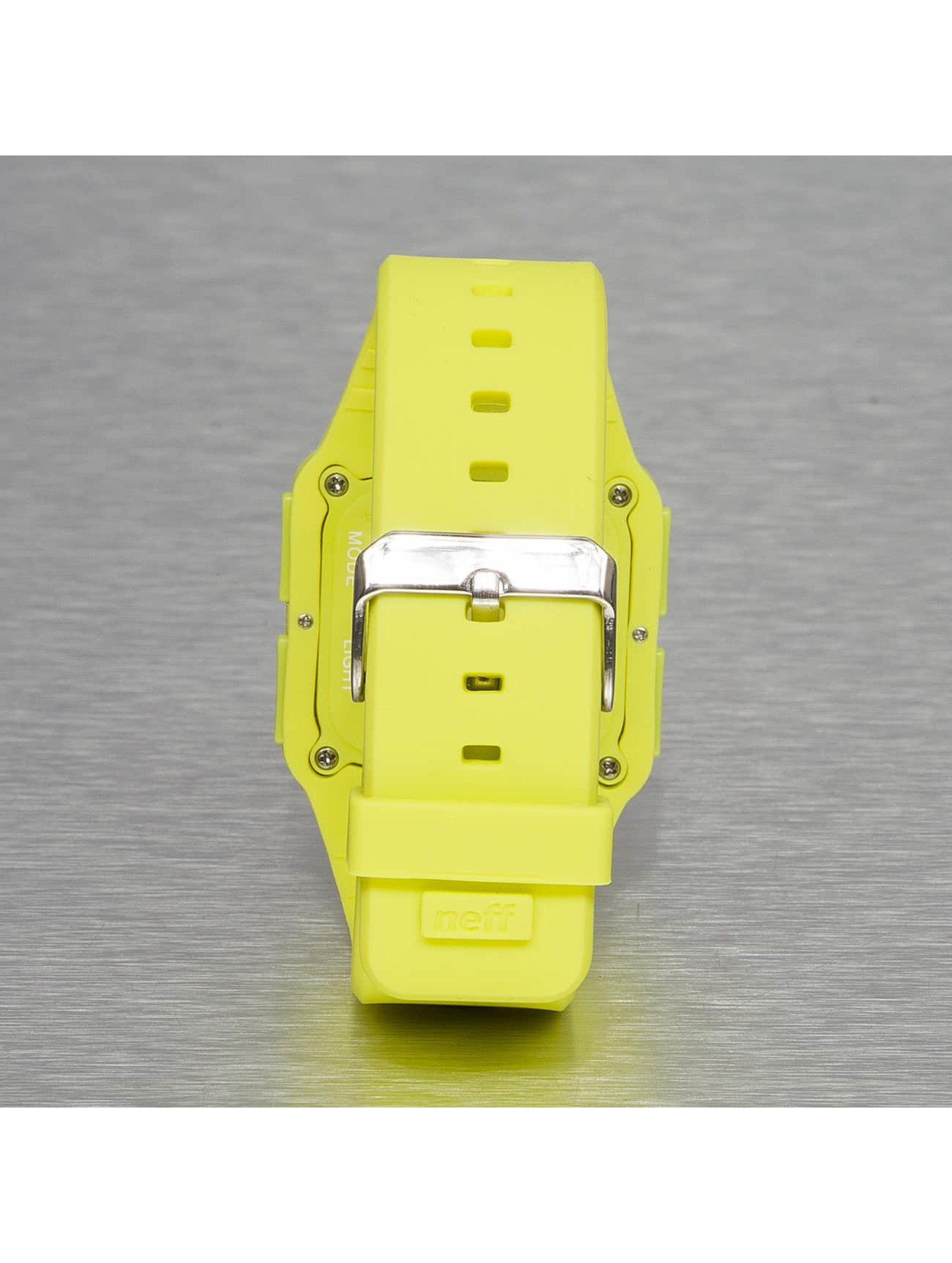 NEFF Часы Odyssey желтый