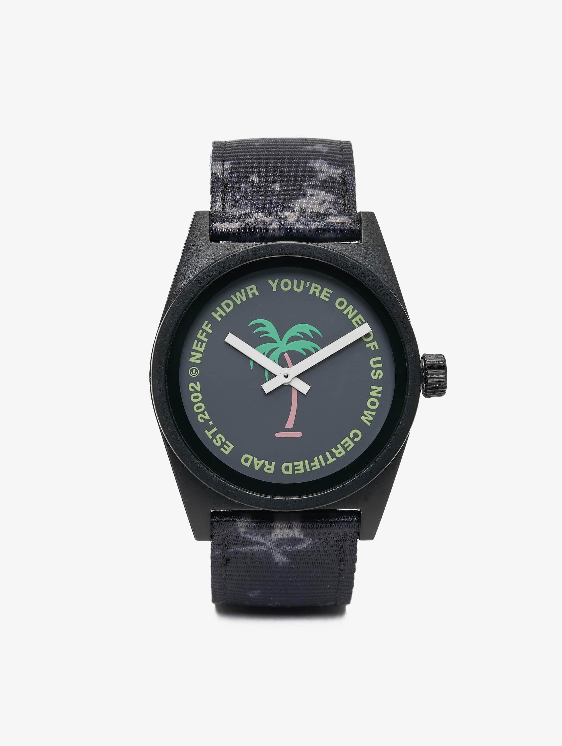 NEFF Часы NEFF Daily Wild черный