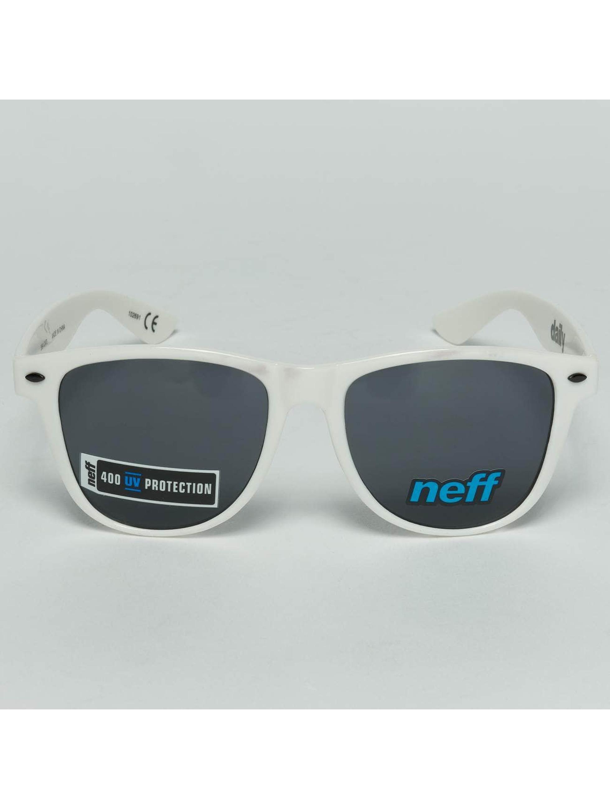 NEFF Aurinkolasit Daily valkoinen