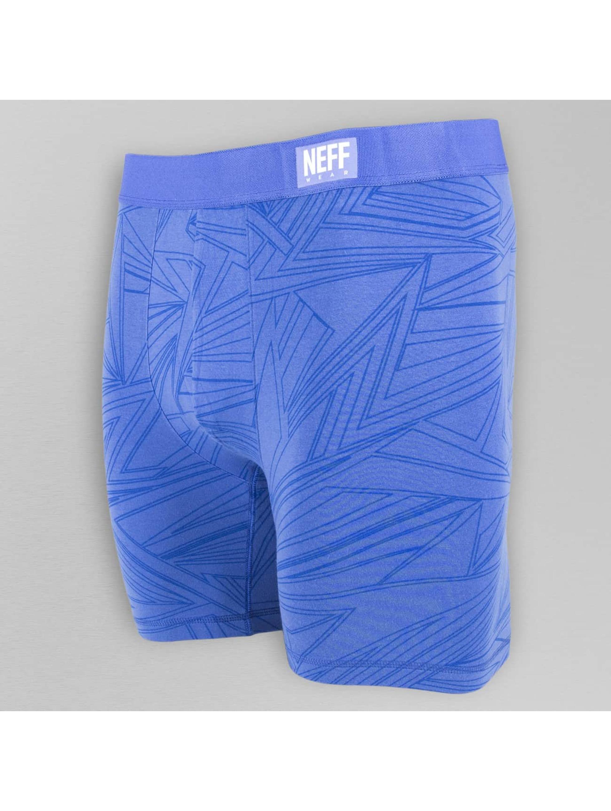 NEFF Boxershorts Daily Underwear Band blau