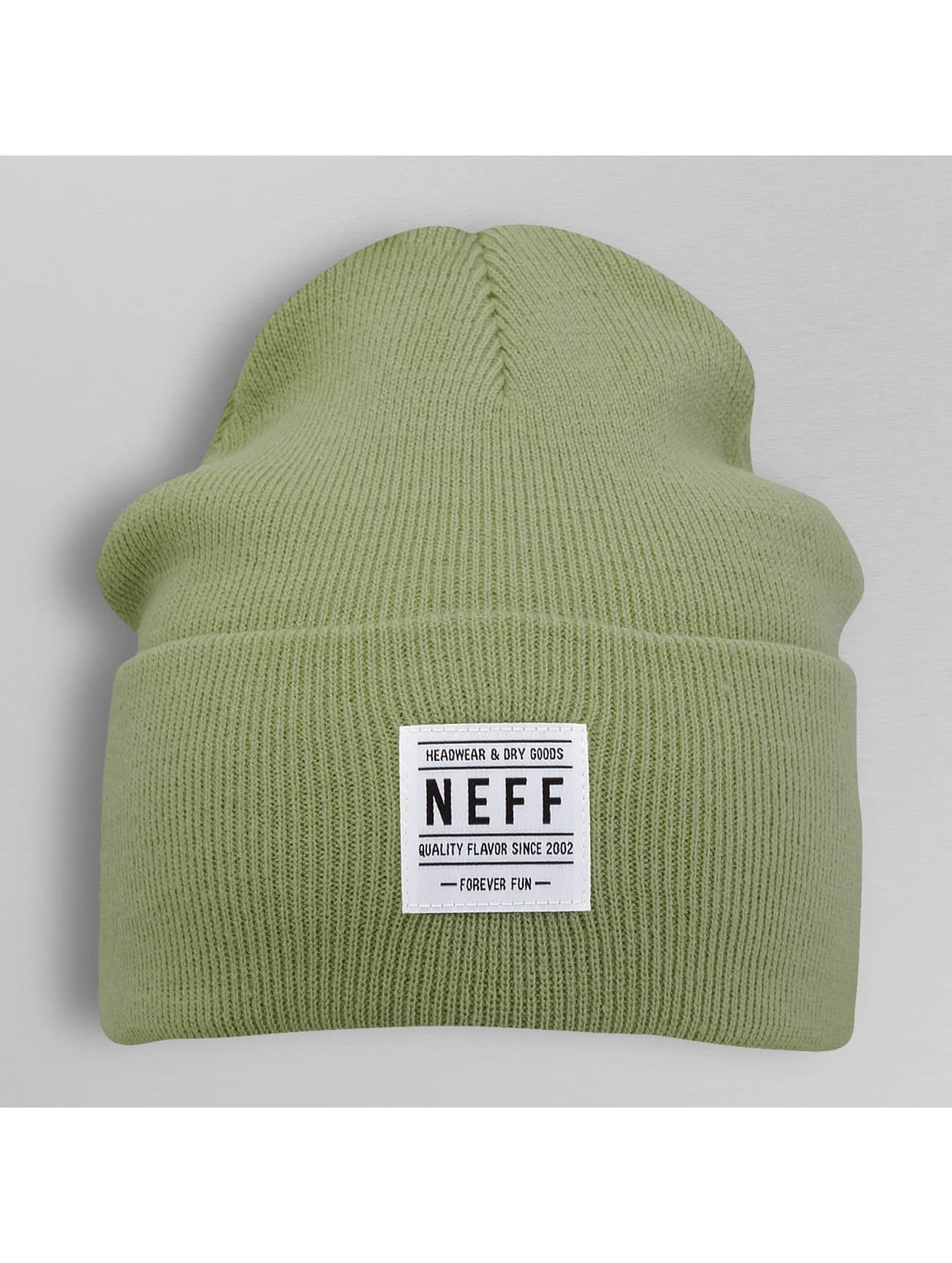 NEFF Hat-1 Lawrence green