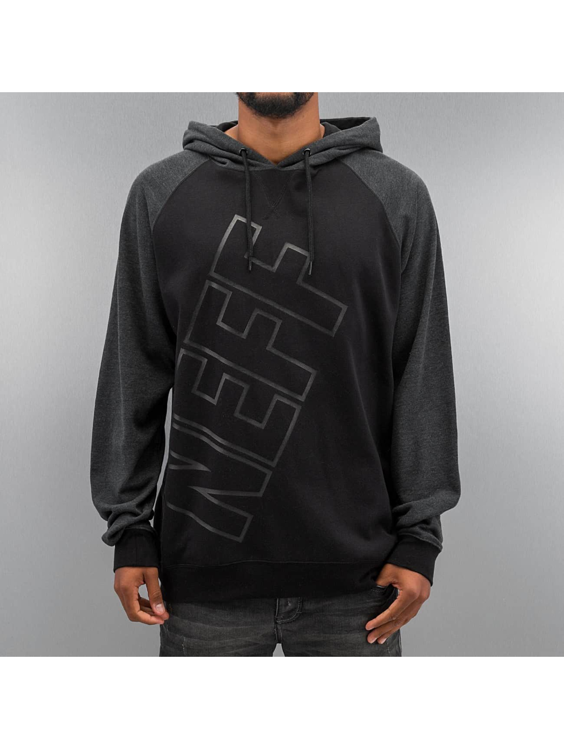 NEFF Hoodie Corporate black