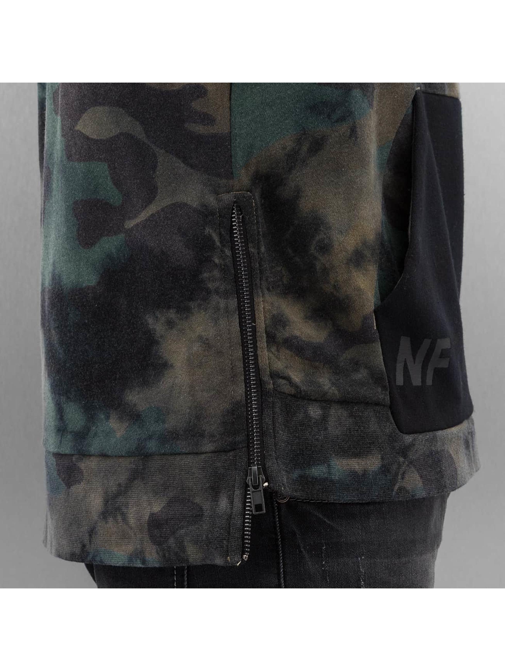 NEFF Hoodie Grimes camouflage