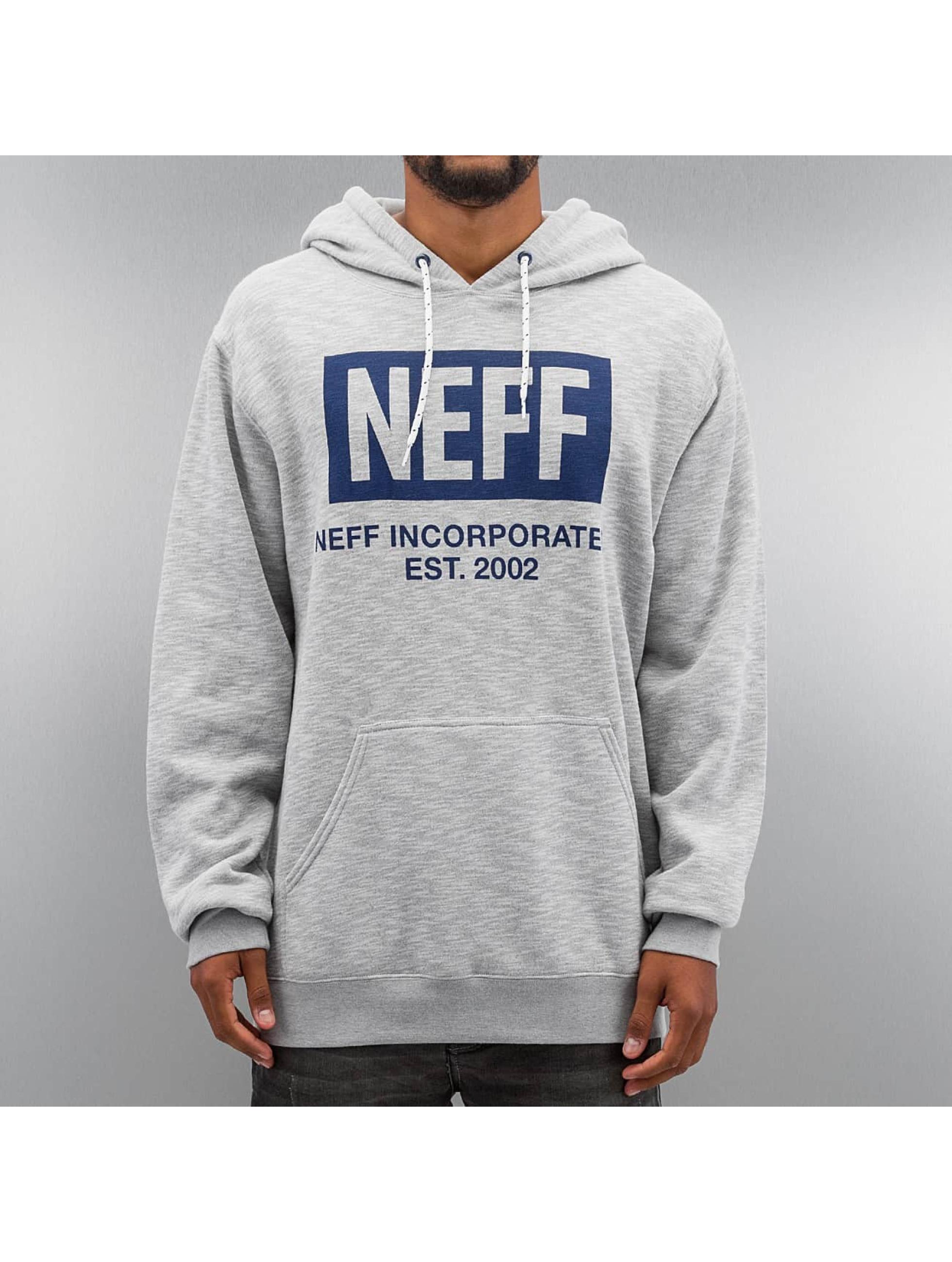 NEFF Hoodie New World gray