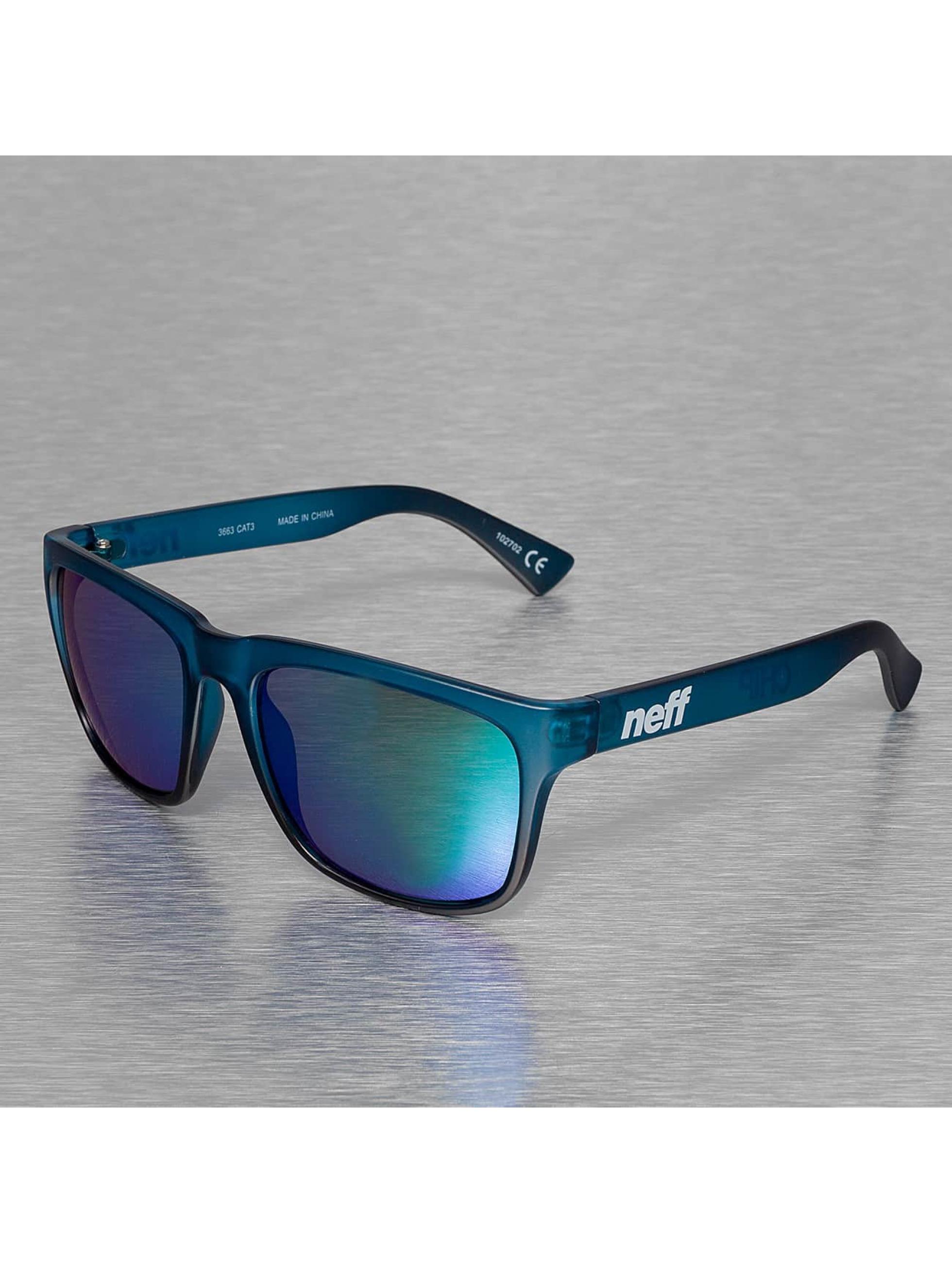 NEFF Sonnenbrille Chip blau