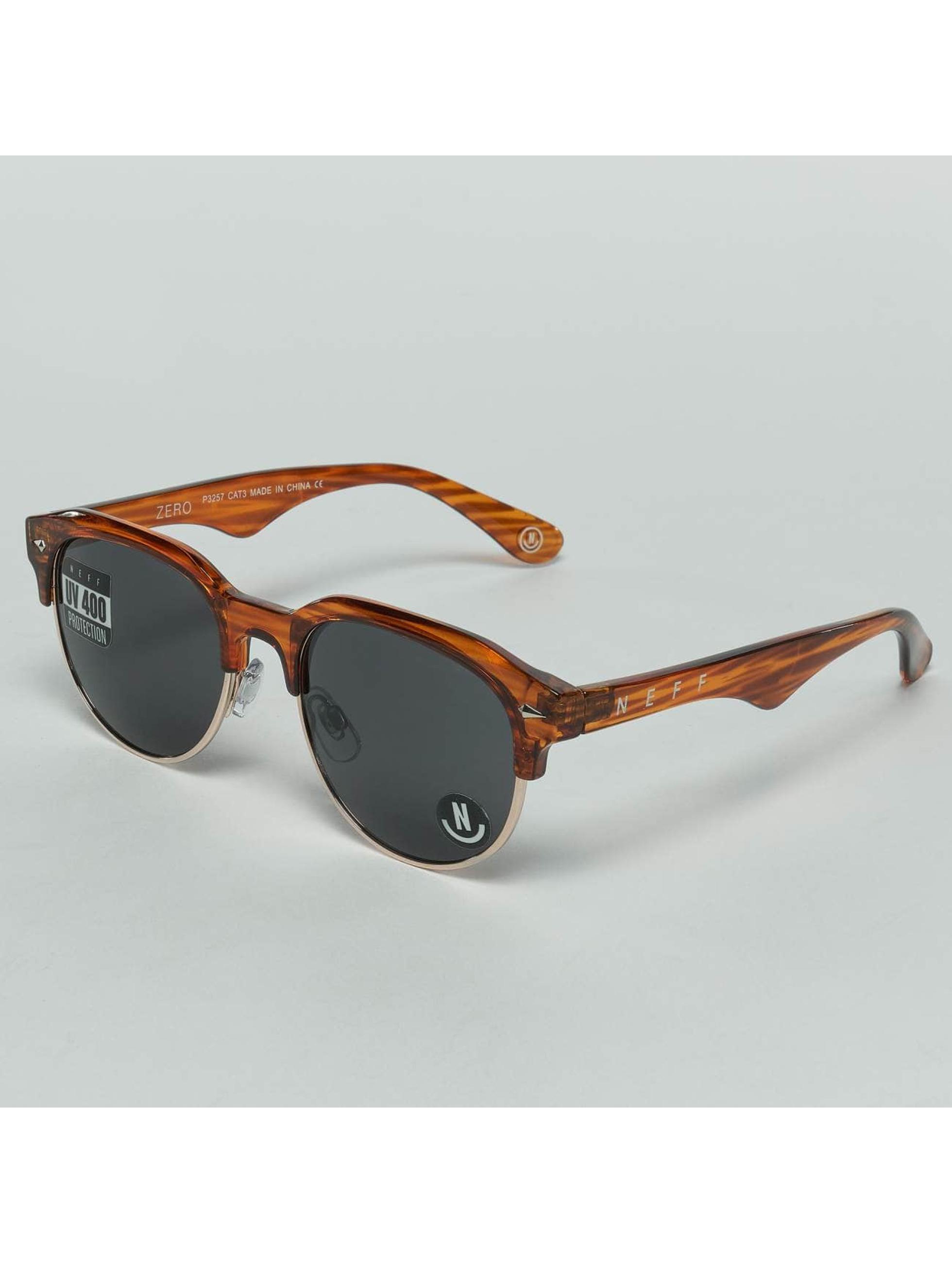 NEFF Sonnenbrille Zero braun