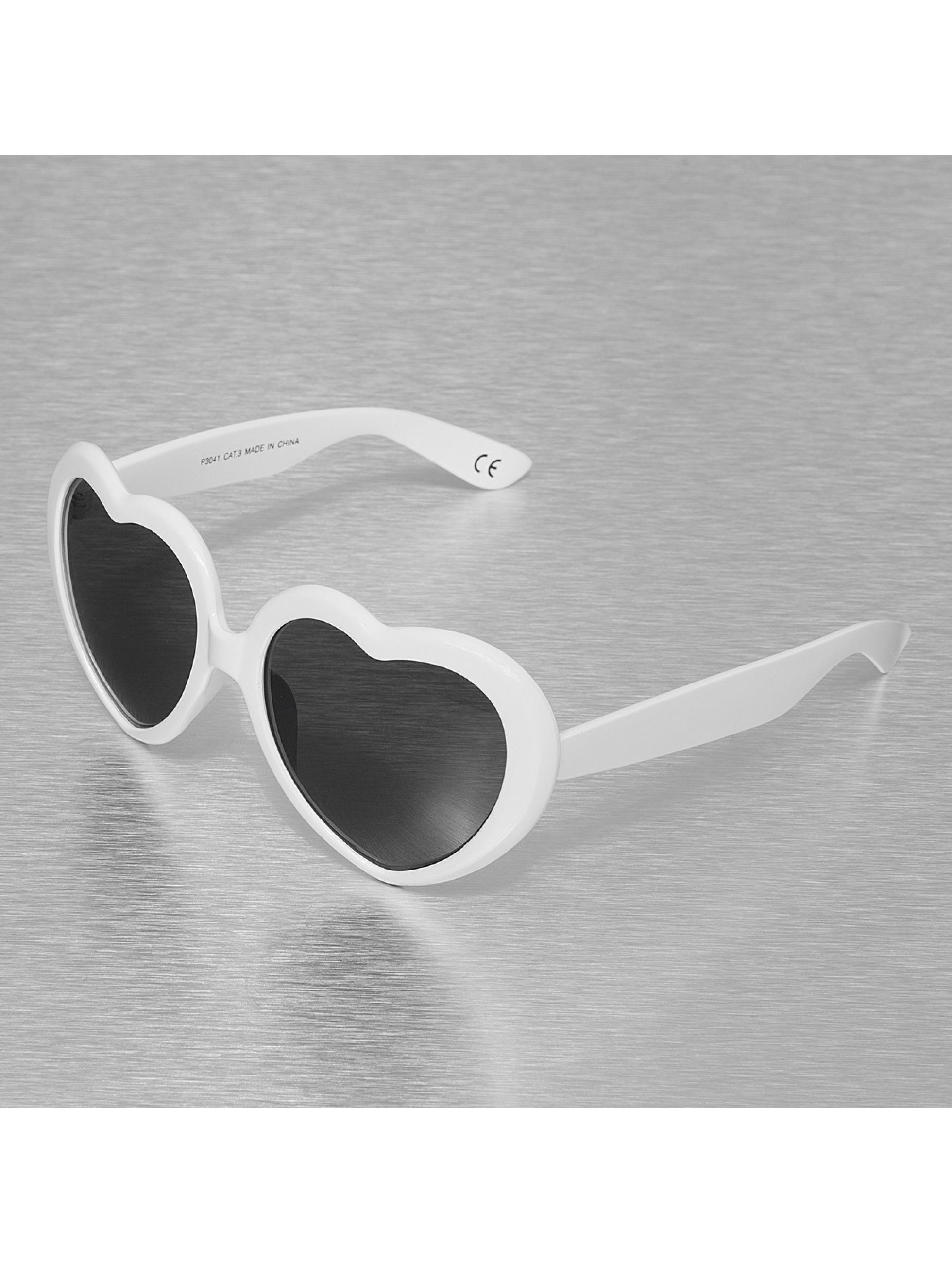 Sonnenbrille Luv in weiß