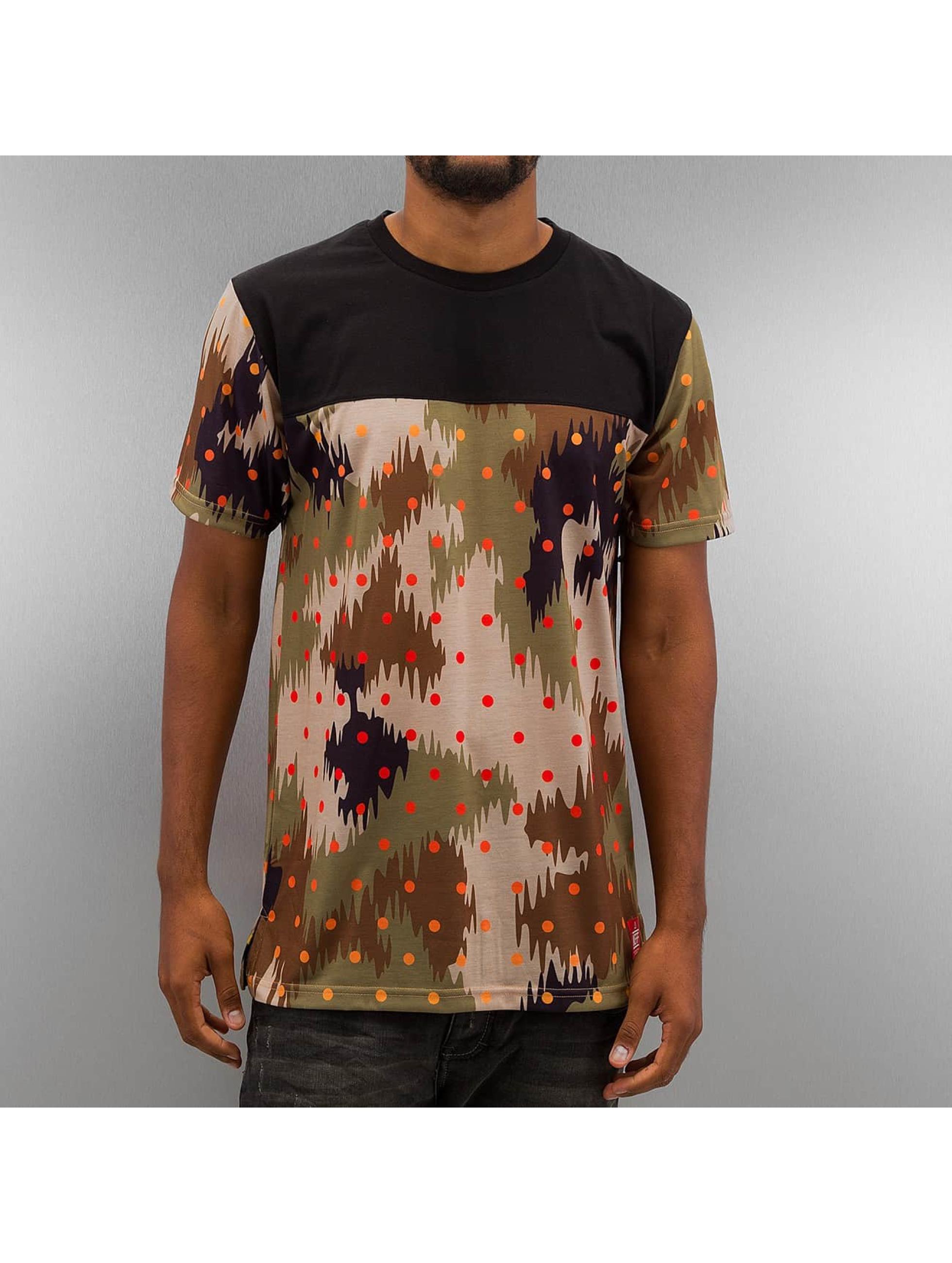 NEFF T-paidat Brutus camouflage