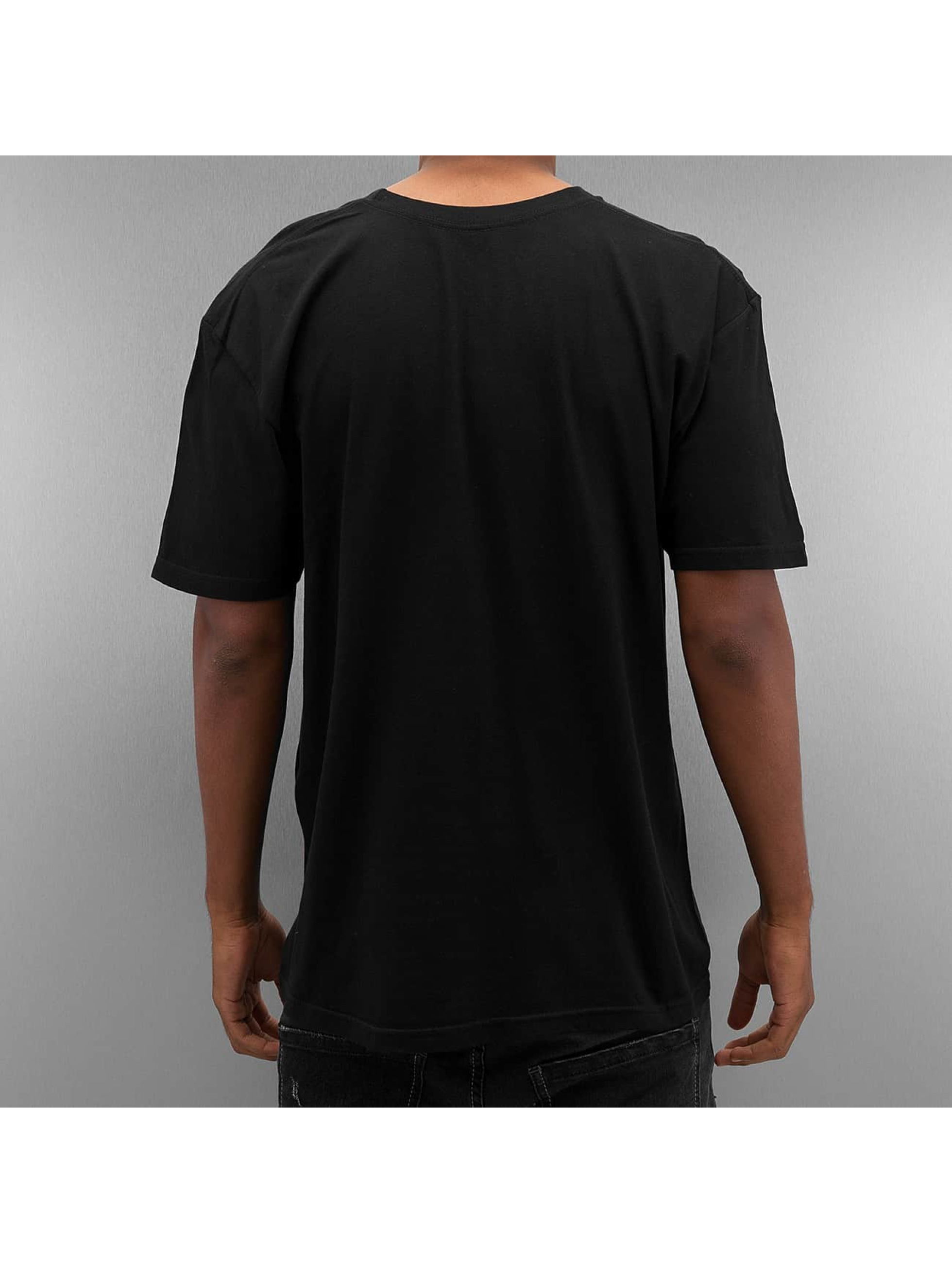 NEFF T-Shirt Paz Sunset black