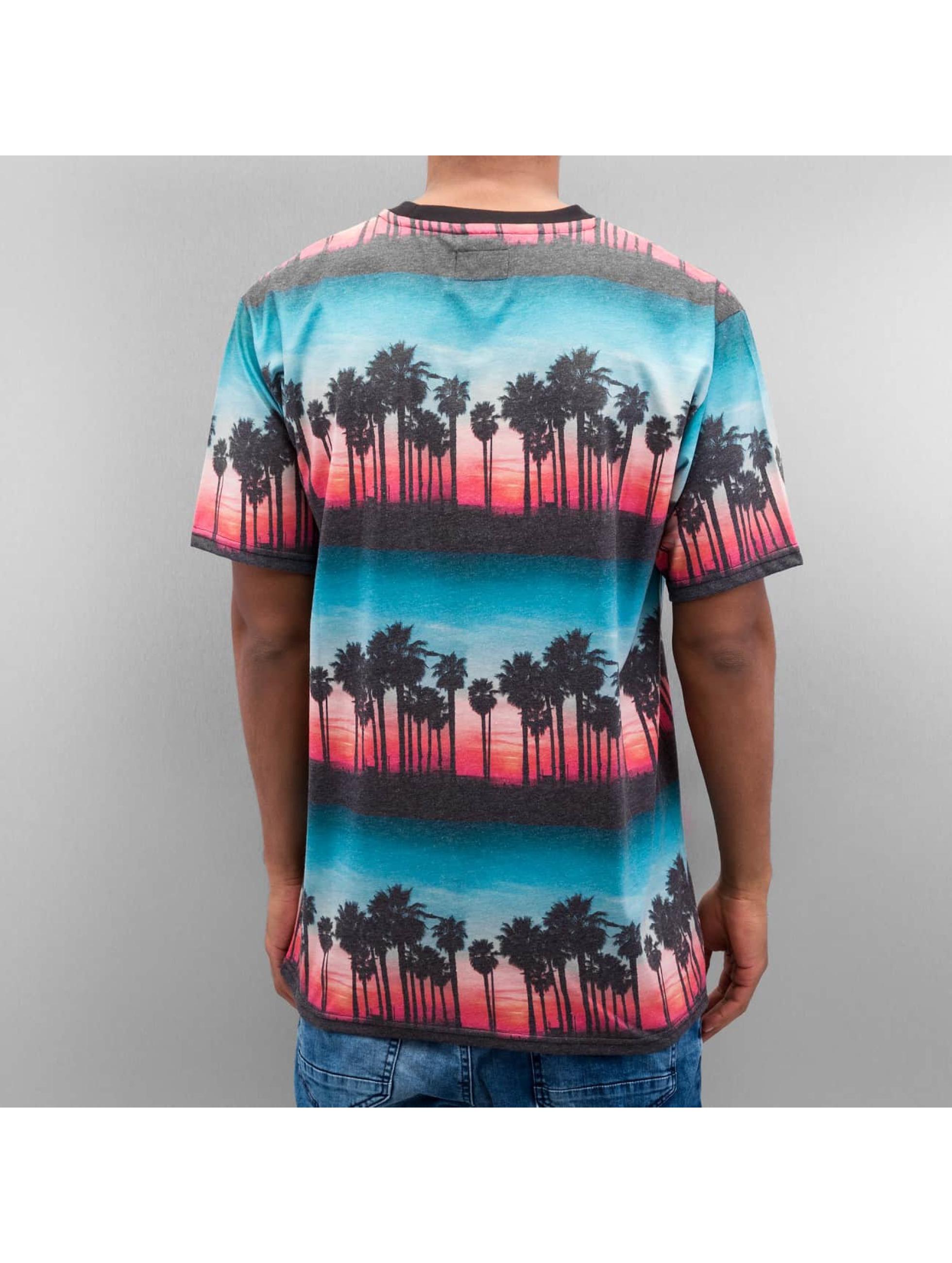 NEFF T-shirt Sunset Dreams färgad