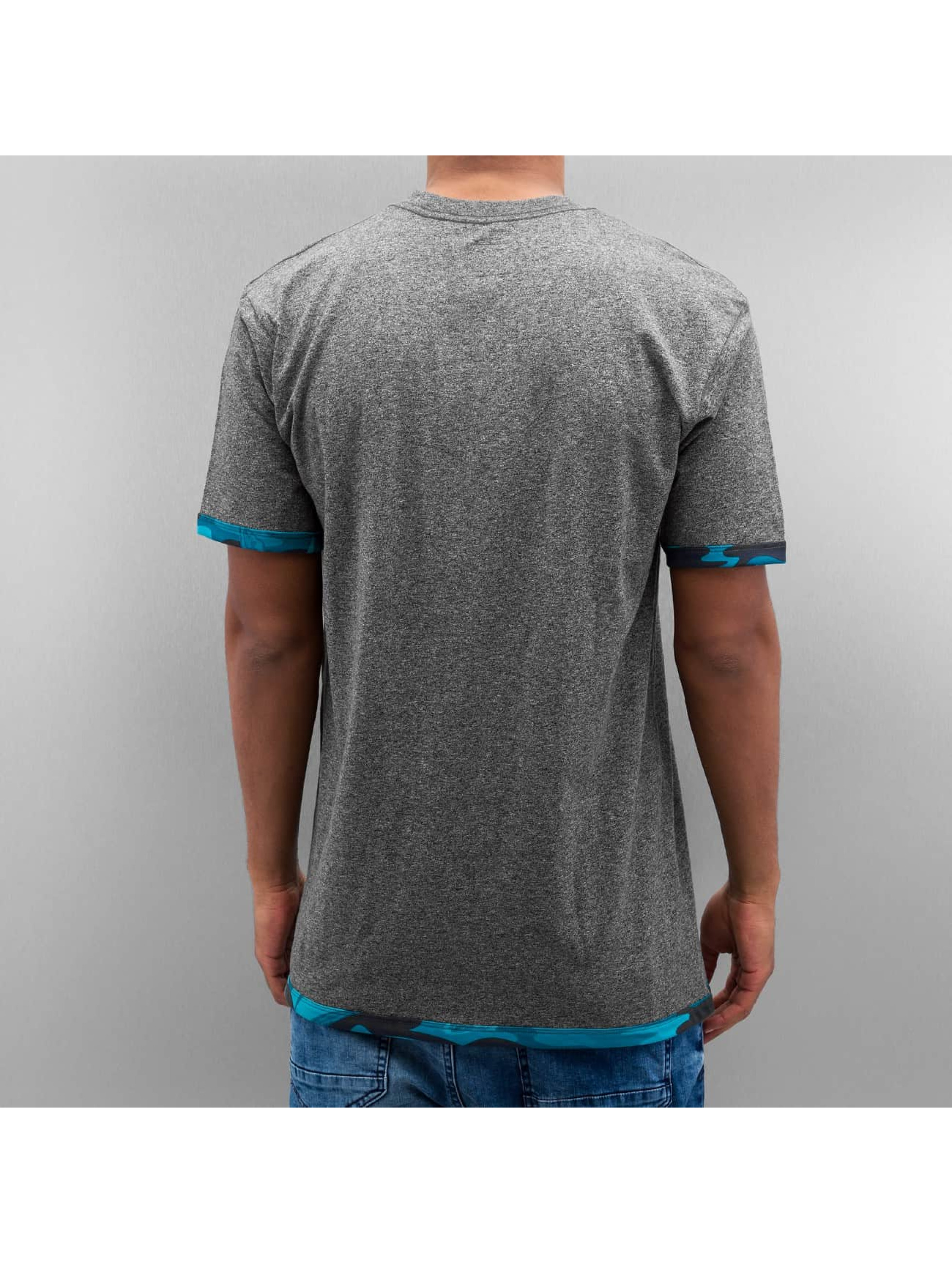 NEFF T-Shirt Grossman grau