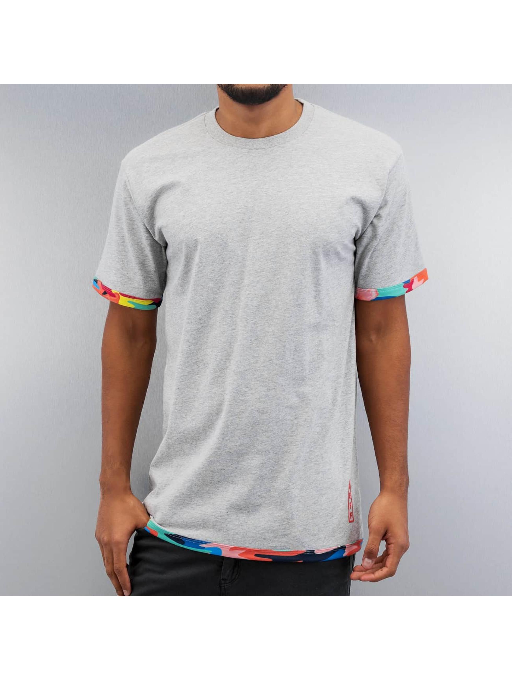 NEFF t-shirt Grossman grijs