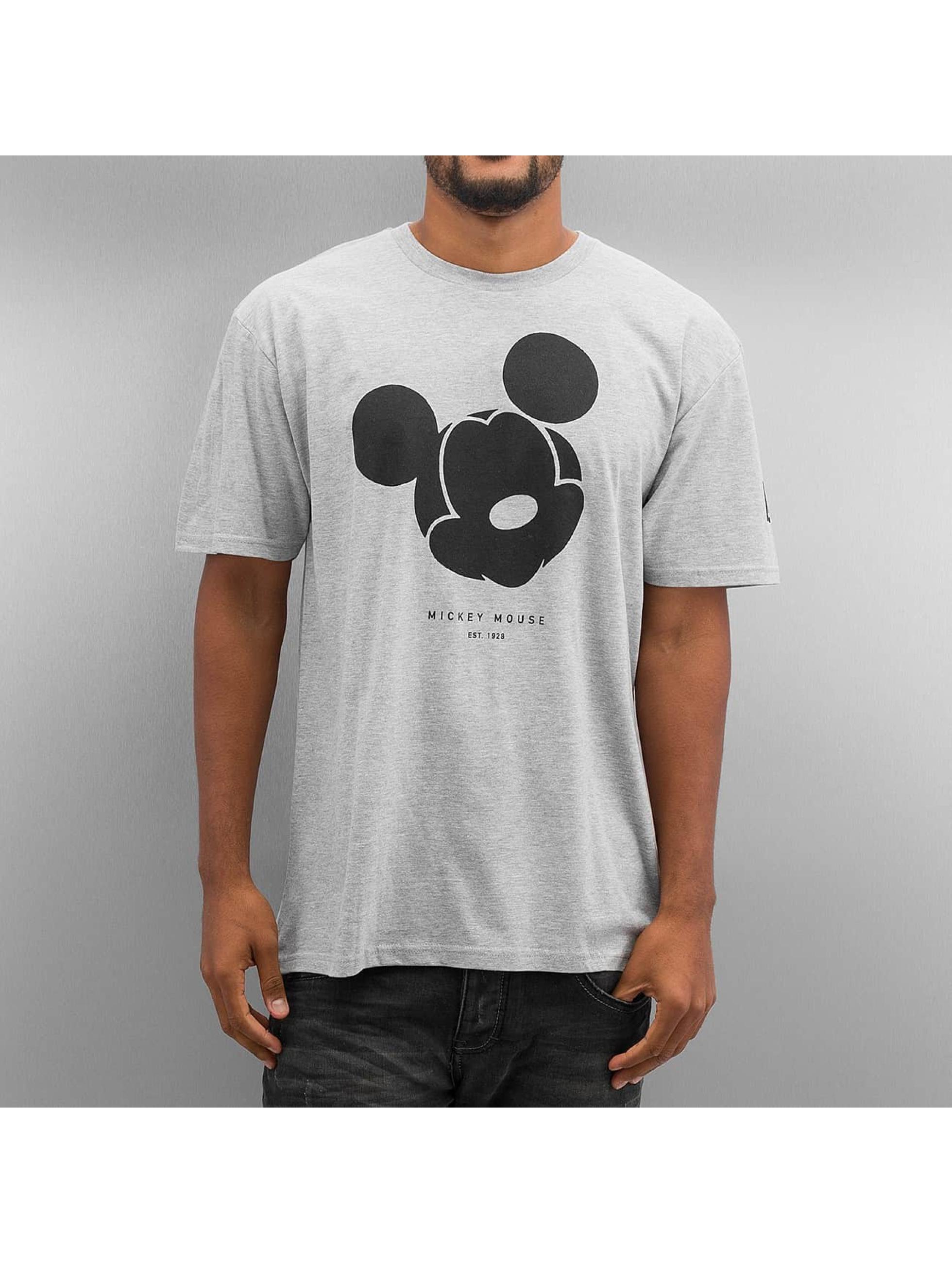NEFF T-Shirt Milano Mickey gris