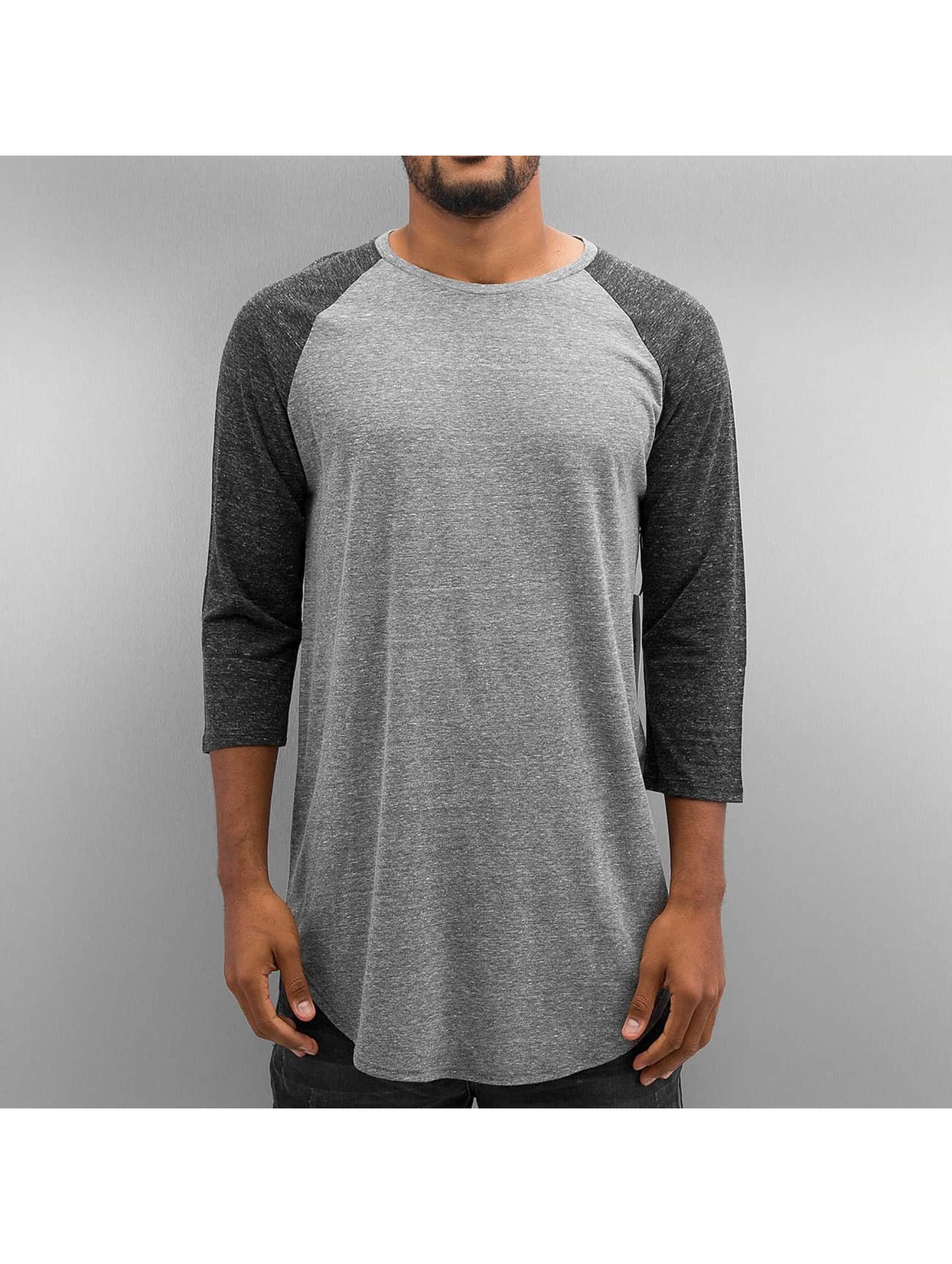 NEFF T-Shirt manches longues Miller Raglan gris