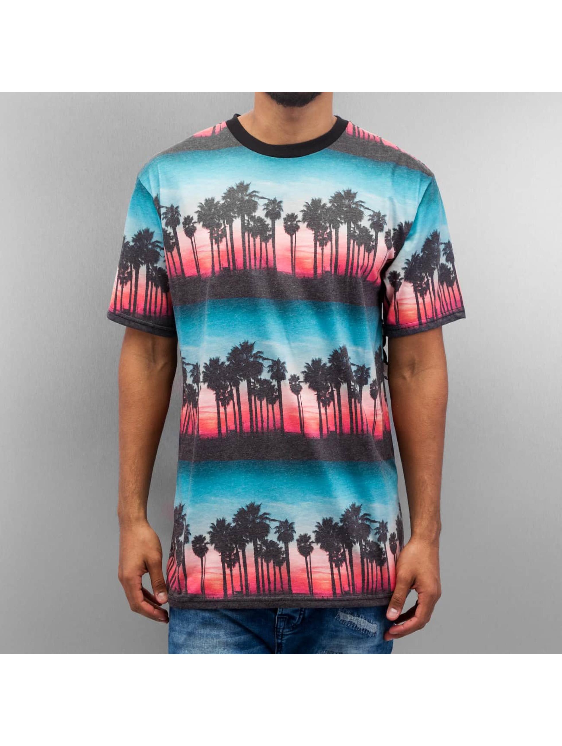 NEFF T-Shirt Sunset Dreams multicolore