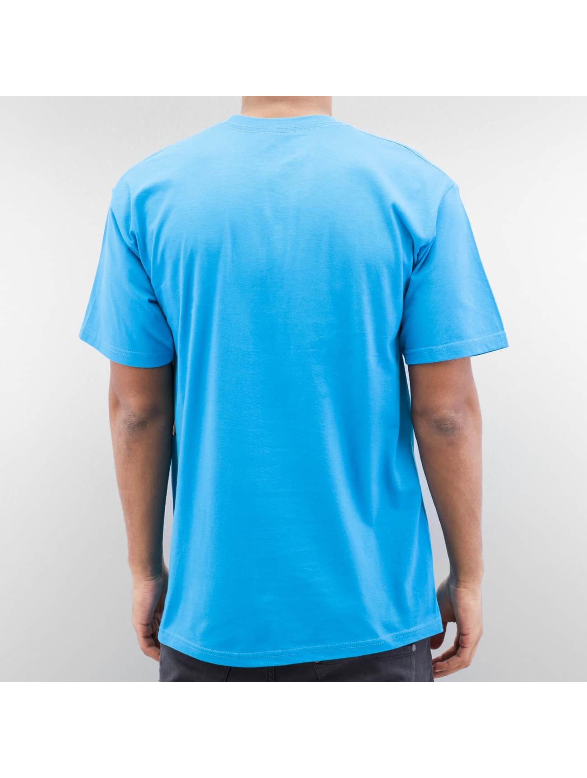 NEFF T-Shirt Endless Bummer turquoise