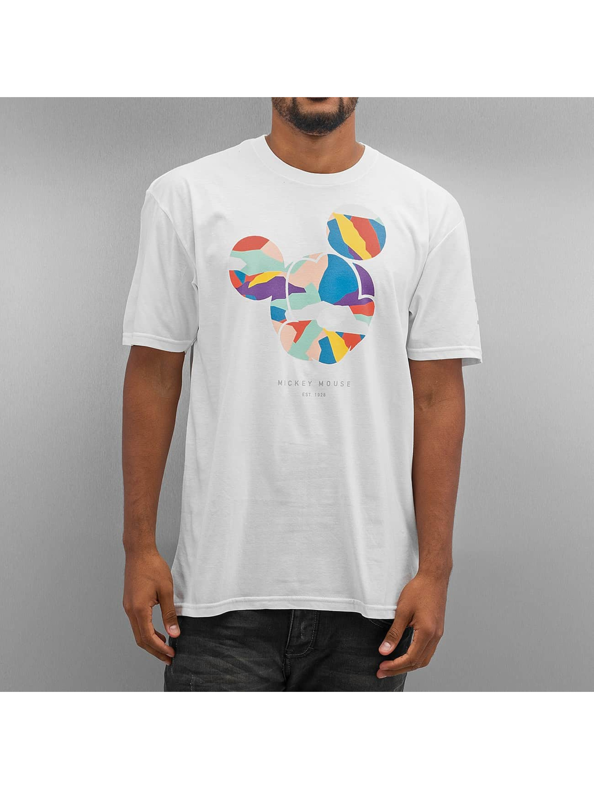 NEFF T-shirt Abstract Mickey Face vit