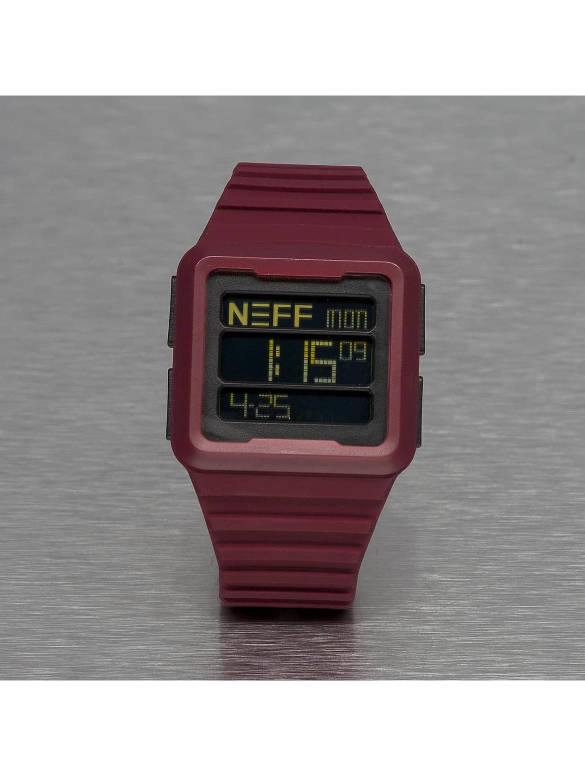 NEFF Uhr Odyssey rot