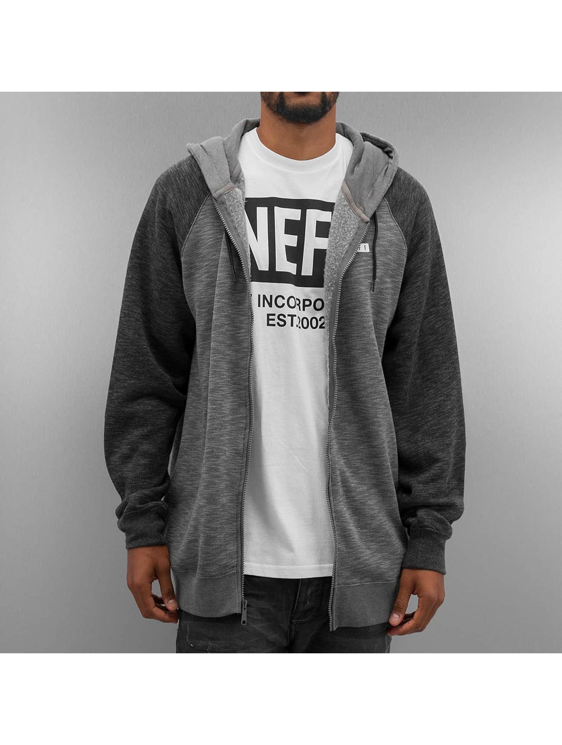 NEFF Zip Hoodie Daily grey