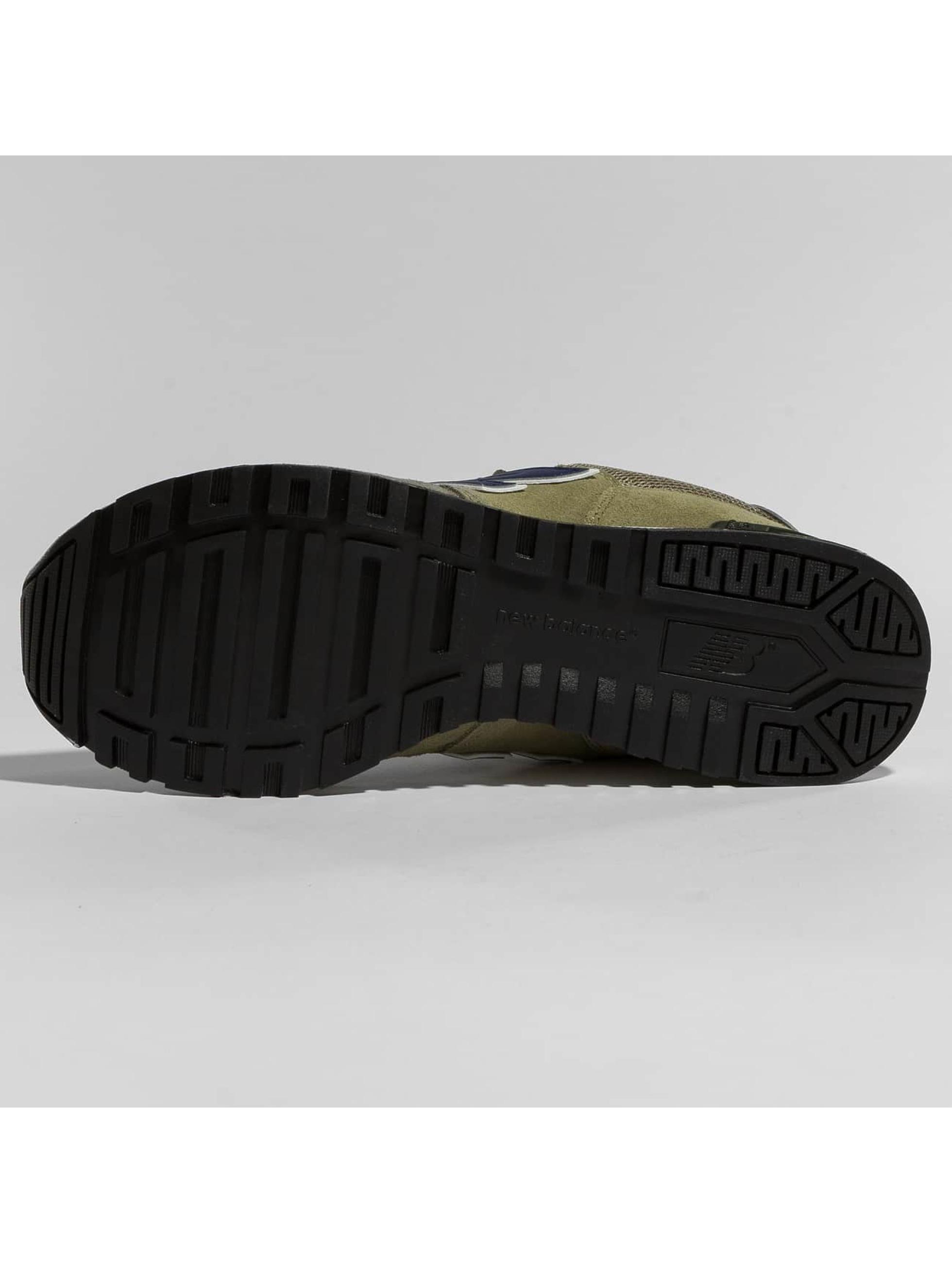 New Balance Baskets ML565 vert