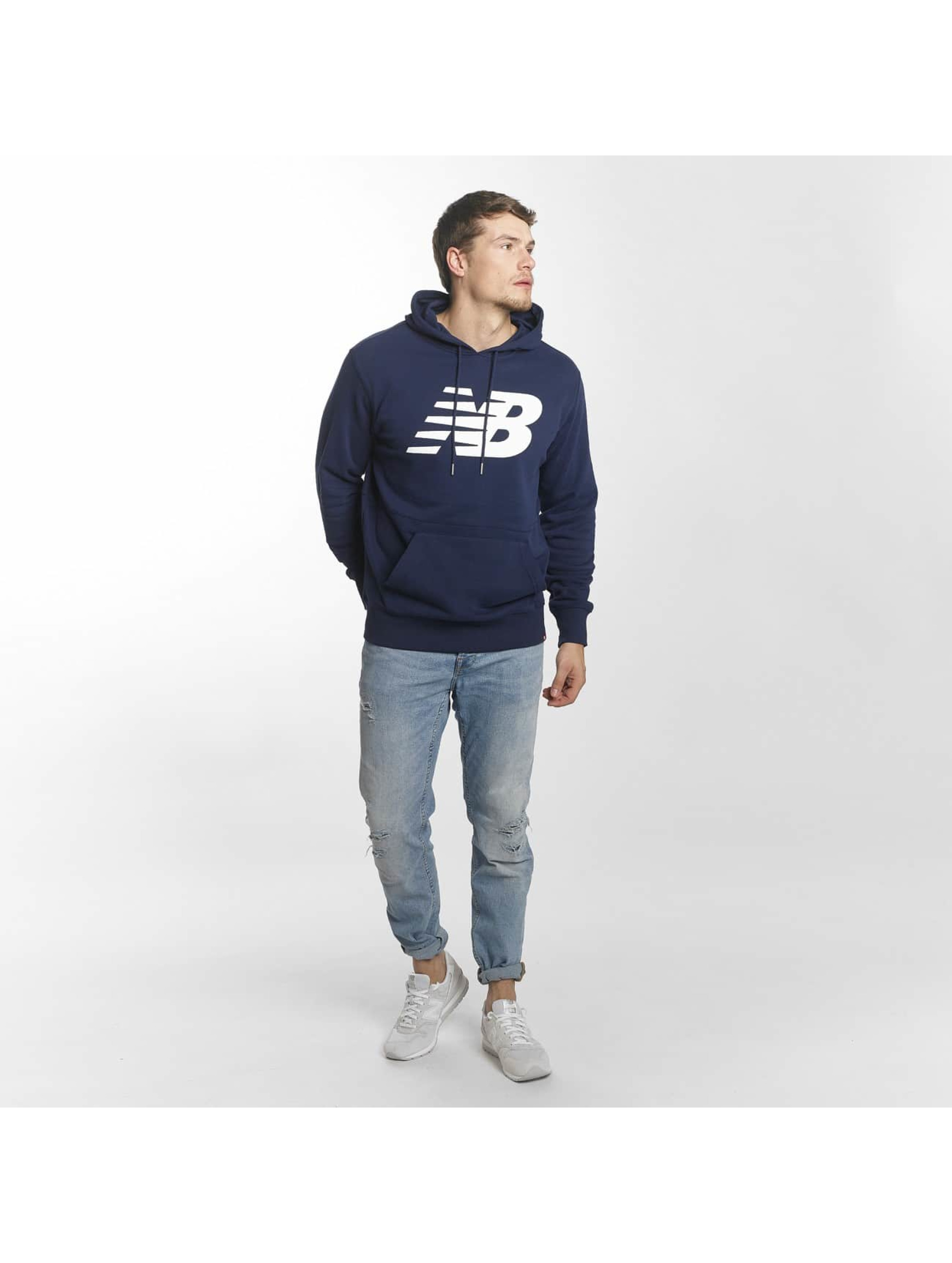 New Balance Hoodie MT81557 Essentials blue